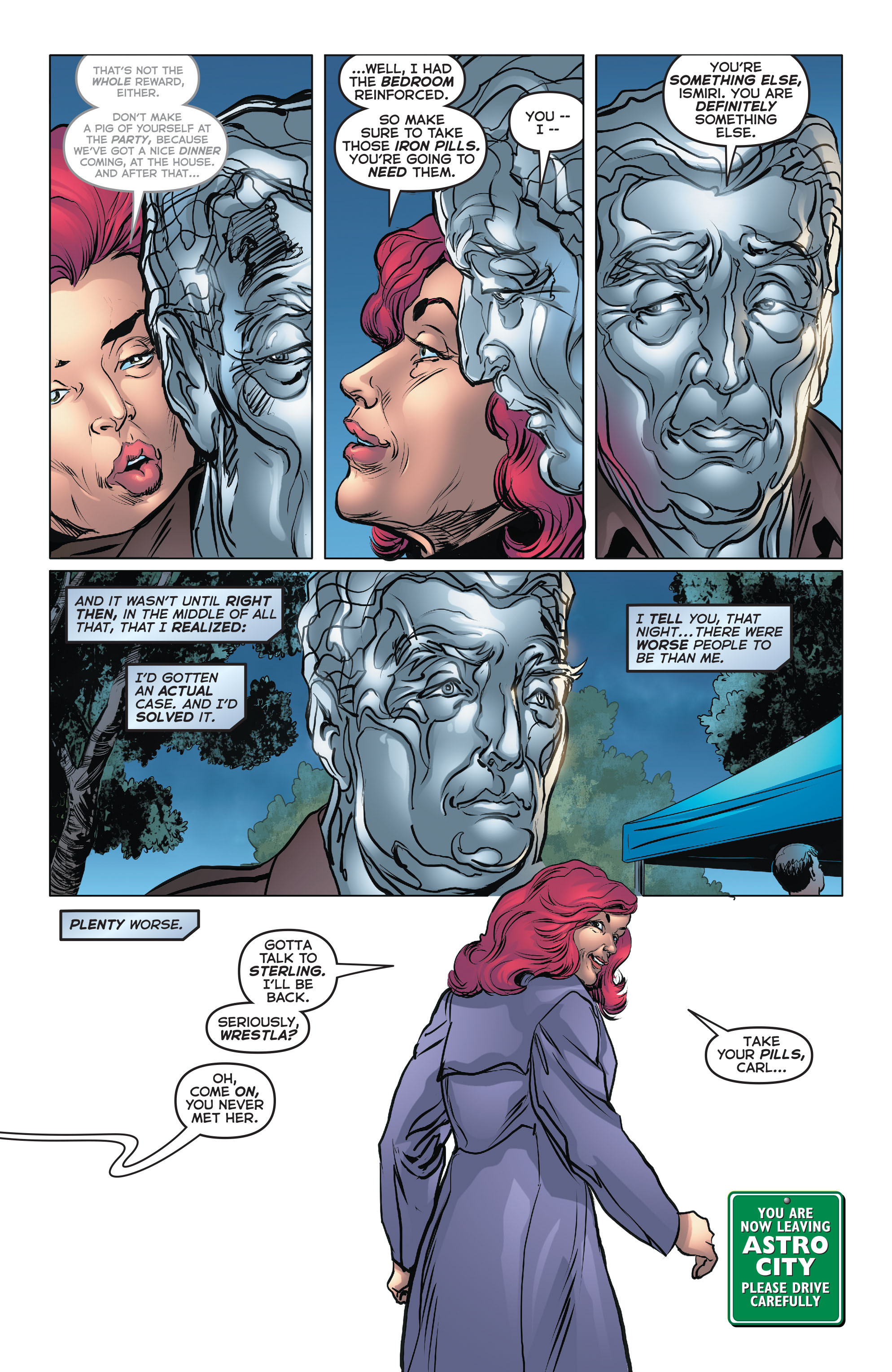 Read online Astro City comic -  Issue #34 - 25