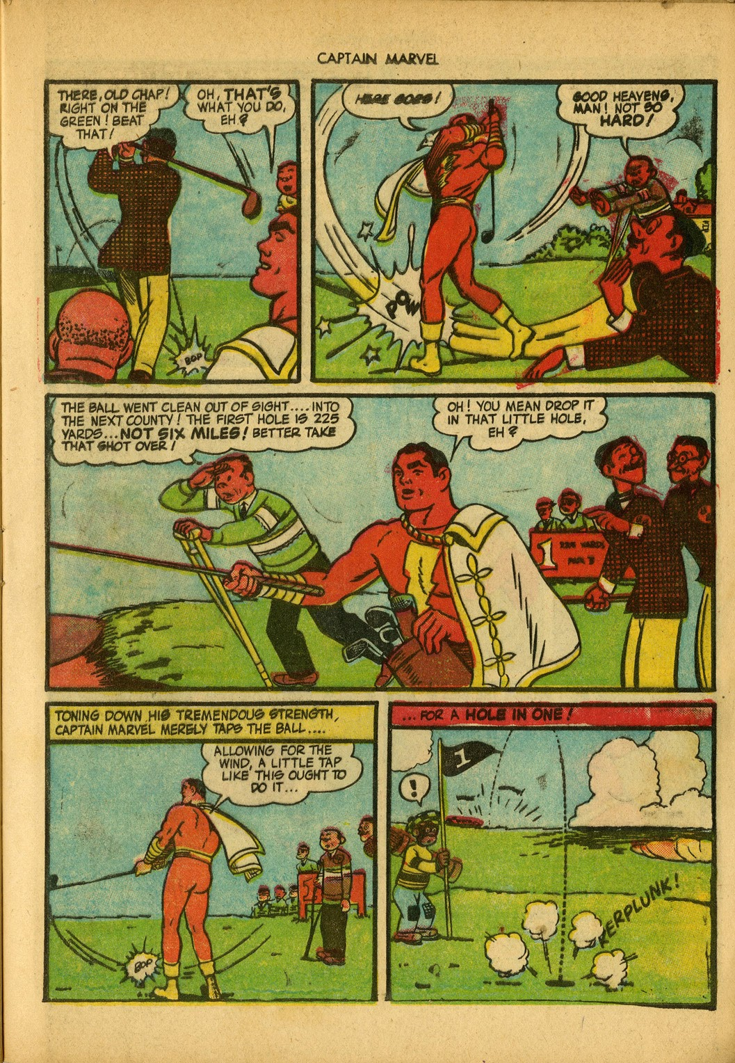 Captain Marvel Adventures issue 34 - Page 25