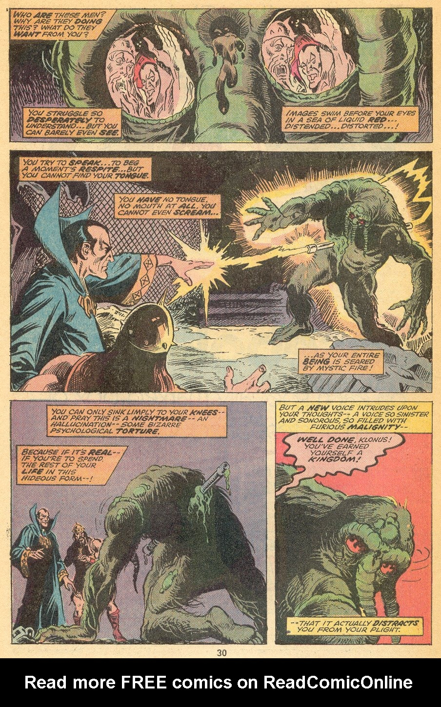 Man-Thing (1974) issue 21 - Page 21