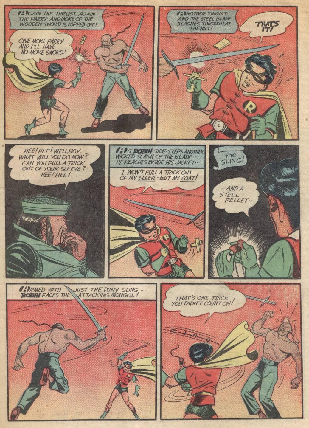 Read online Detective Comics (1937) comic -  Issue #39 - 12