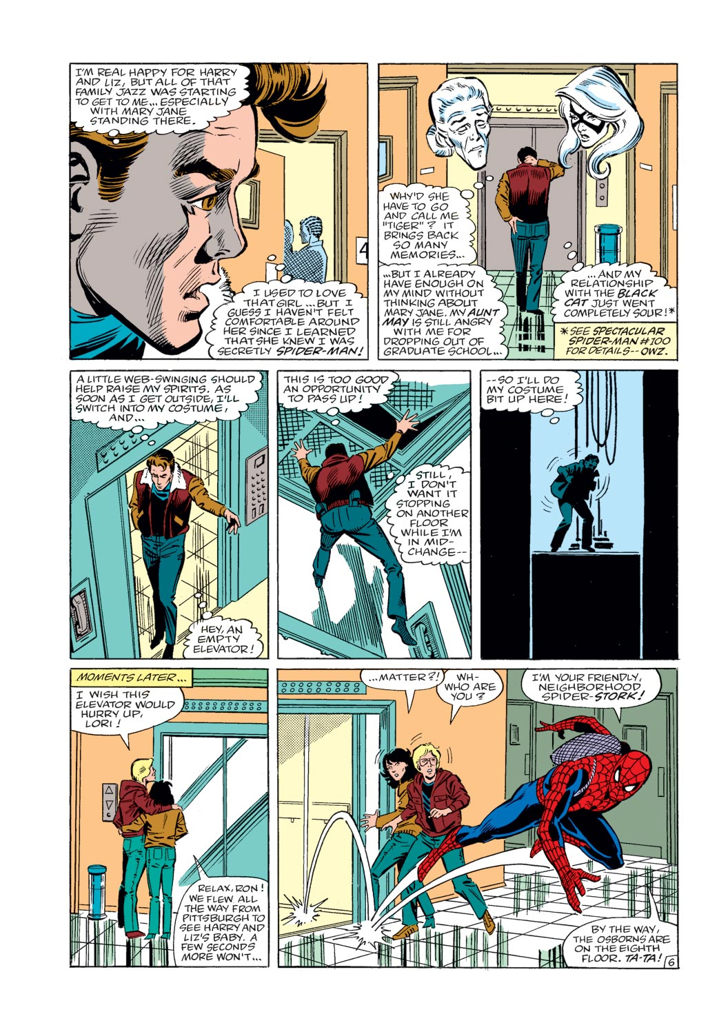 The Amazing Spider-Man (1963) 265 Page 6