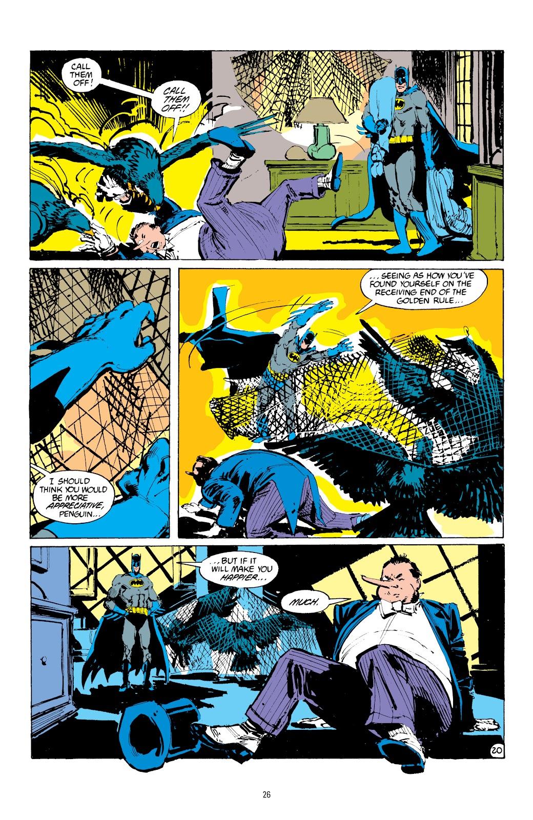 Read online Detective Comics (1937) comic -  Issue # _TPB Batman - The Dark Knight Detective 1 (Part 1) - 26
