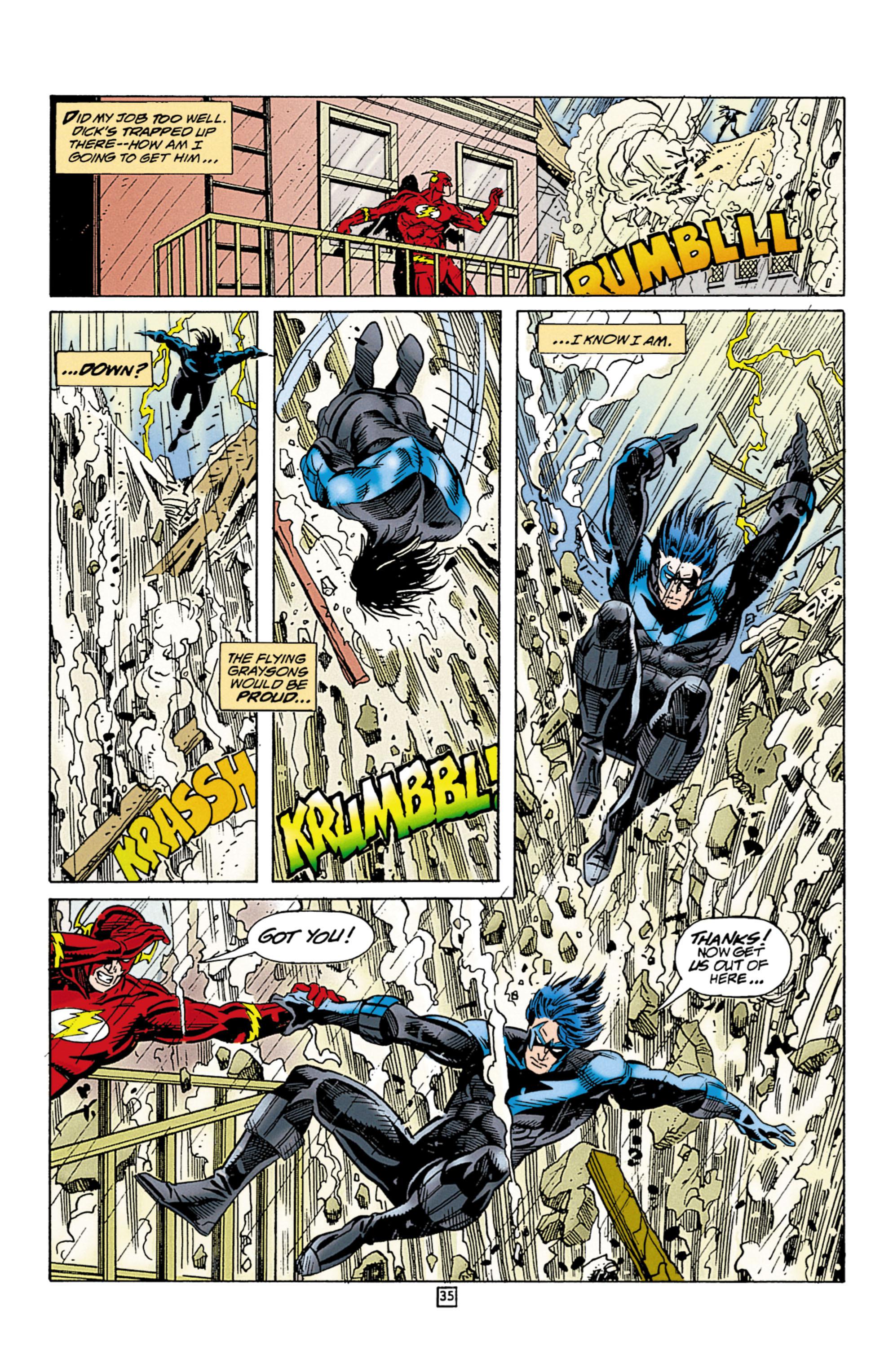 Read online Flash Plus comic -  Issue # Full - 36