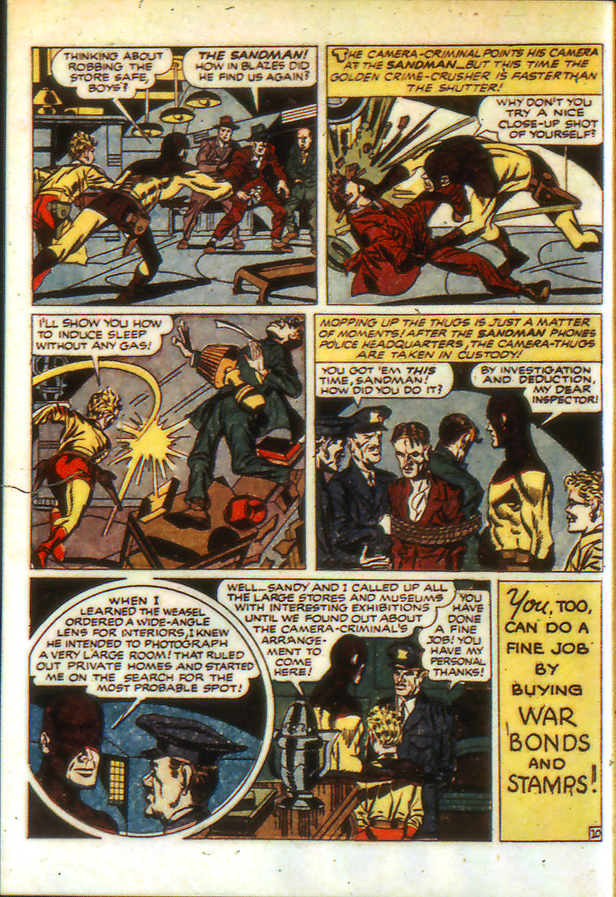Read online Adventure Comics (1938) comic -  Issue #90 - 12