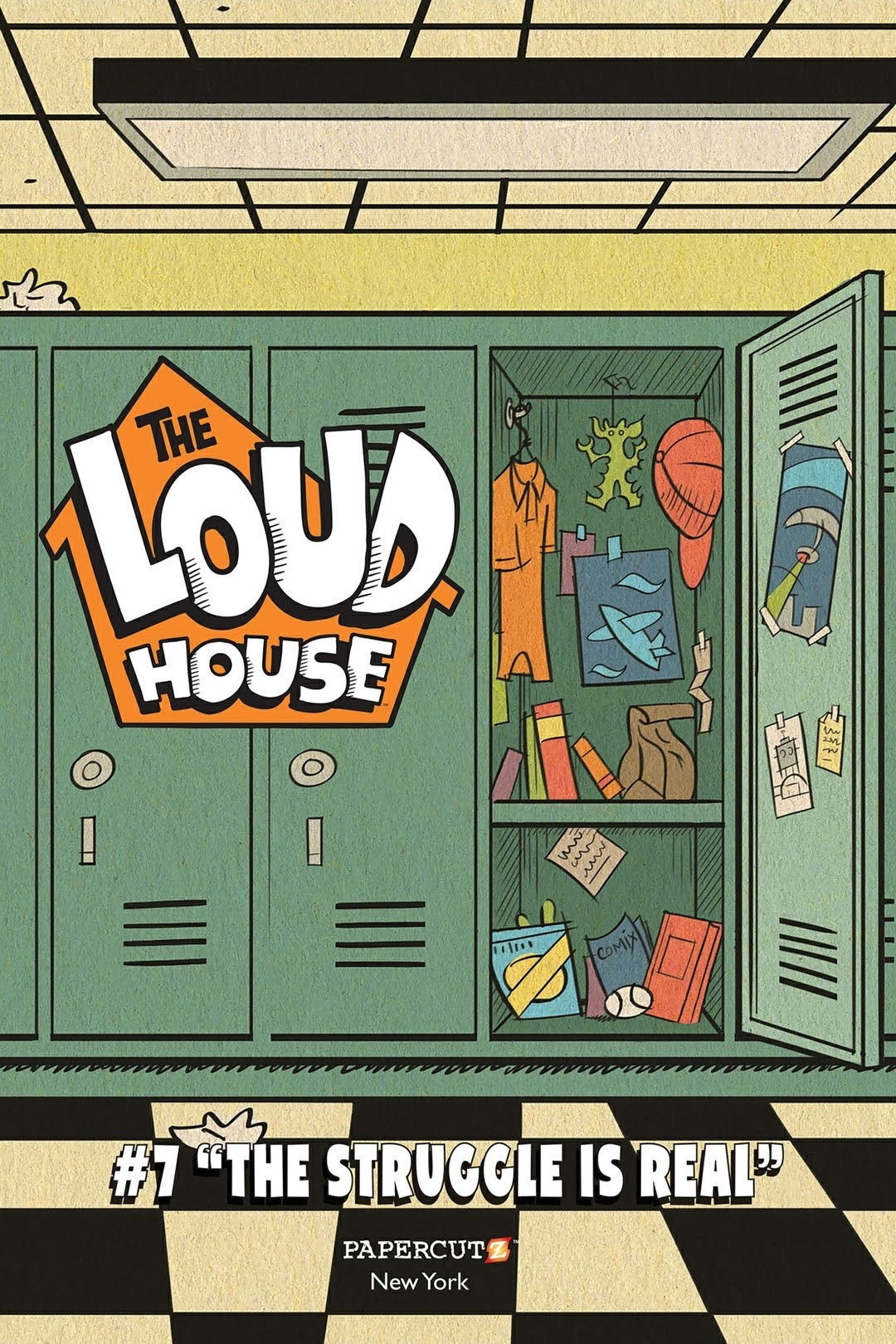 The Loud House 7 Page 1