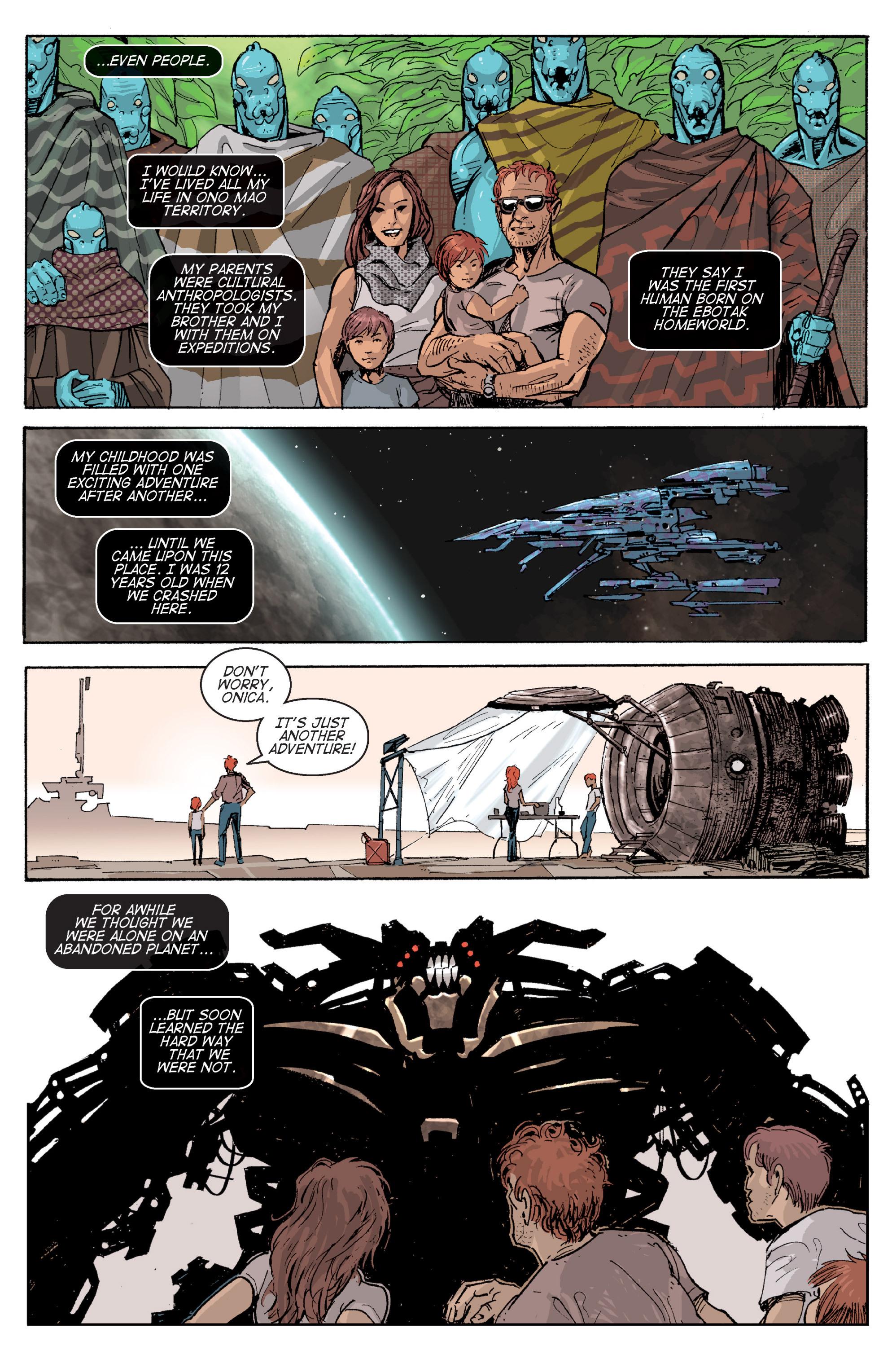 Read online Planetoid comic -  Issue # TPB - 64