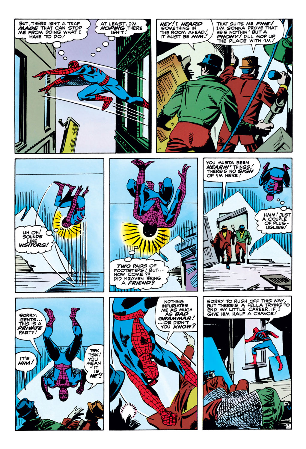 The Amazing Spider-Man (1963) 34 Page 13