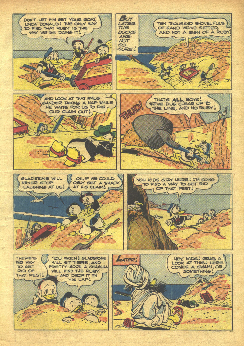 Walt Disney's Comics and Stories issue 103 - Page 7