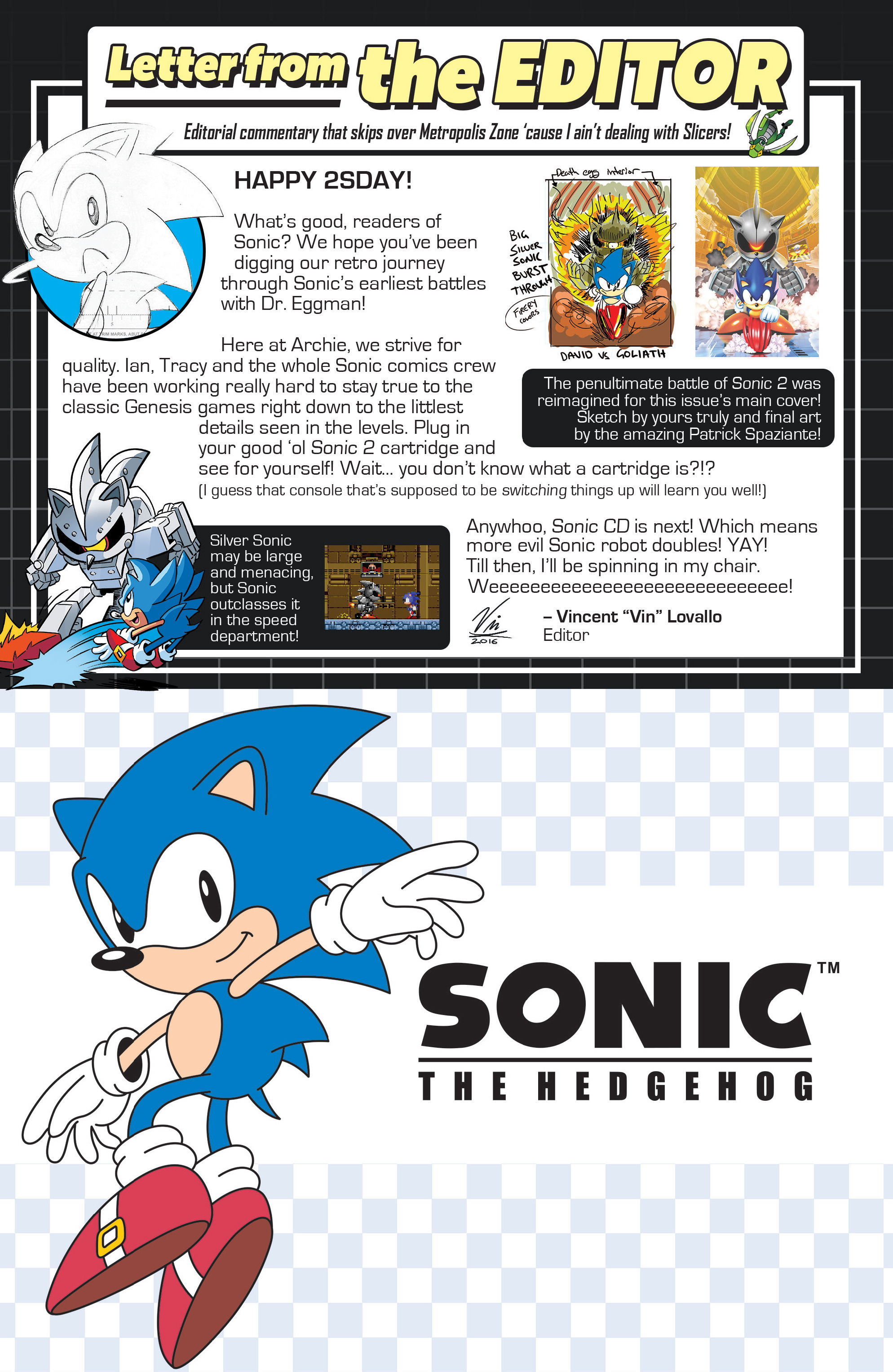 Read online Sonic The Hedgehog comic -  Issue #289 - 23