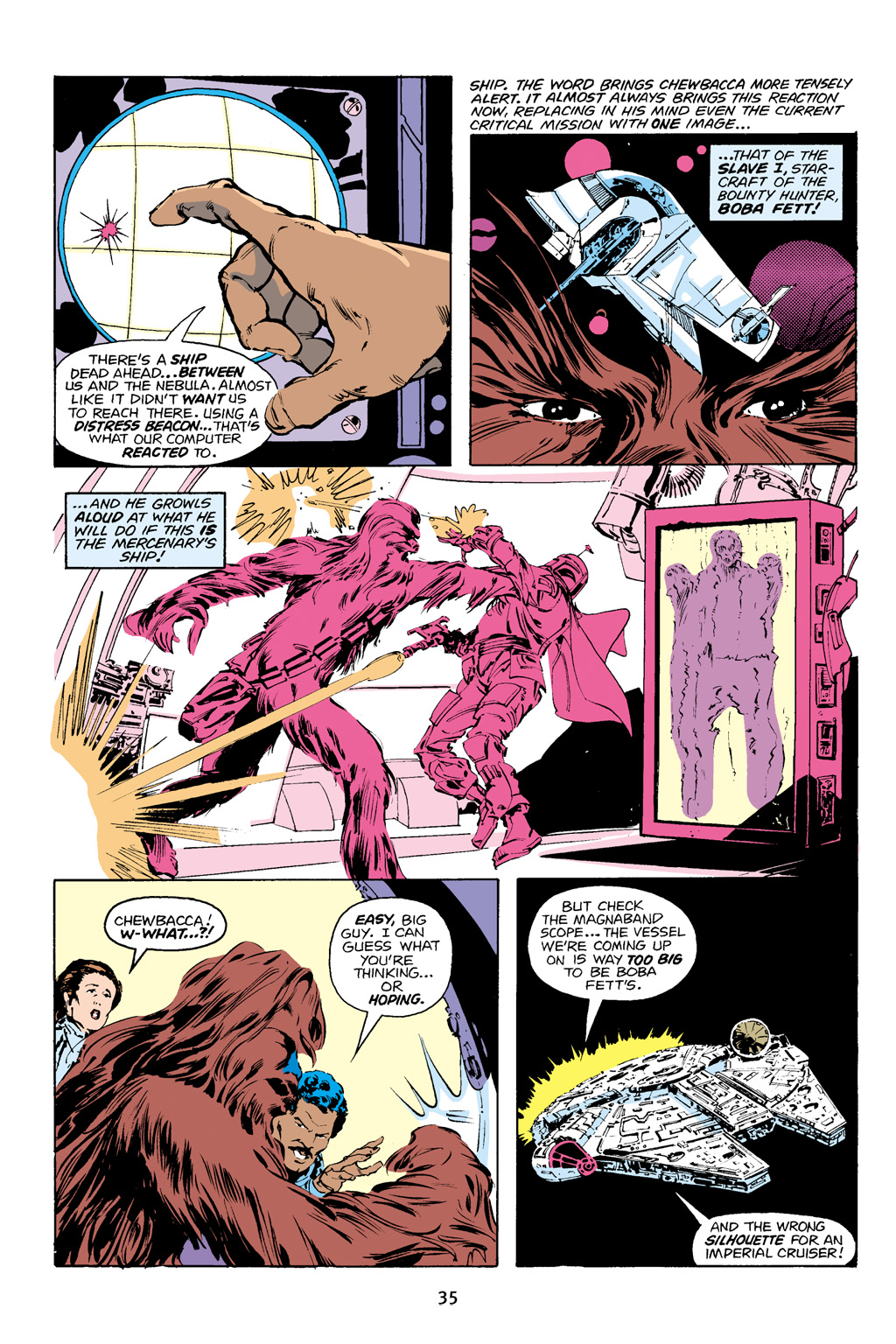 Read online Star Wars Omnibus comic -  Issue # Vol. 16 - 36