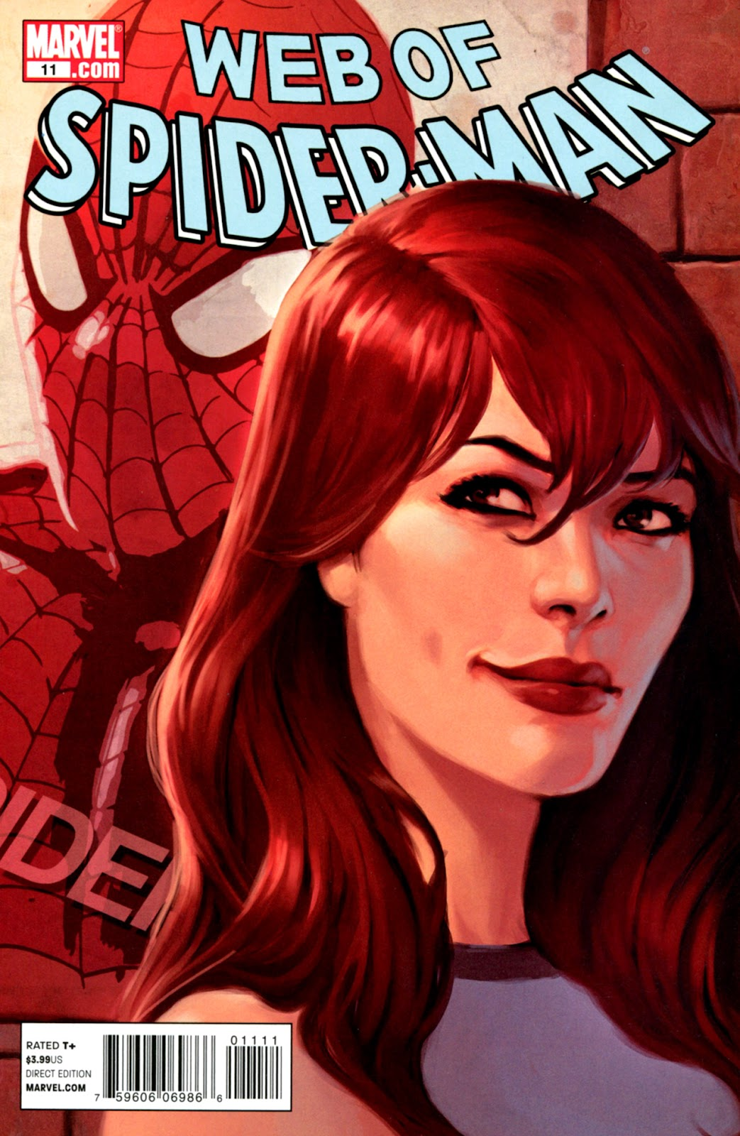 Web of Spider-Man (2009) Issue #11 #11 - English 1