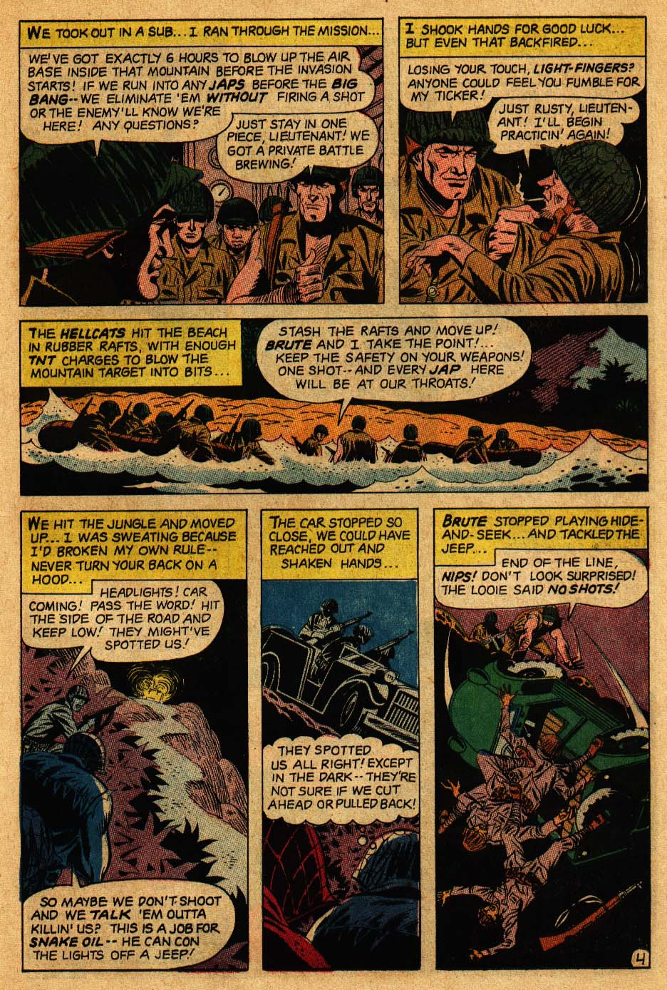 Our Fighting Forces (1954) issue 106 - Page 23