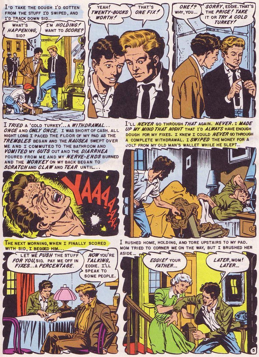 Read online Shock SuspenStories comic -  Issue #12 - 14