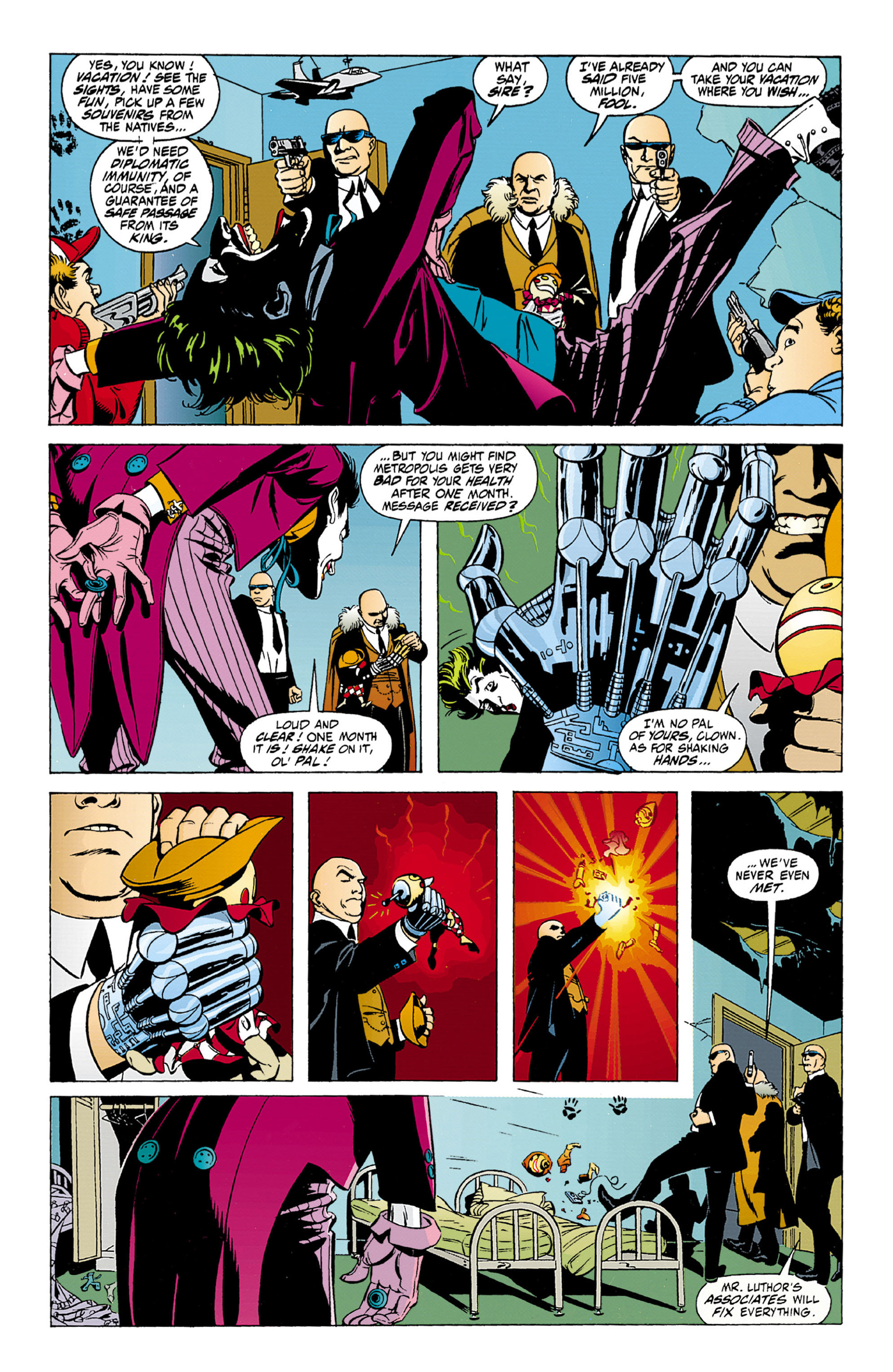 Read online World's Finest (1990) comic -  Issue #1 - 27