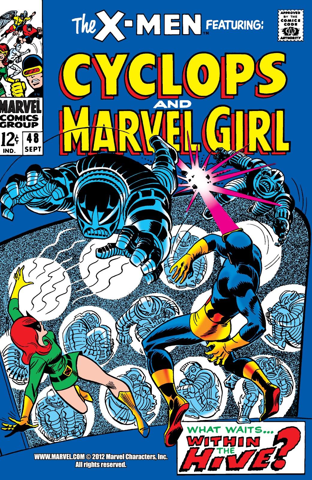 Uncanny X-Men (1963) issue 48 - Page 1
