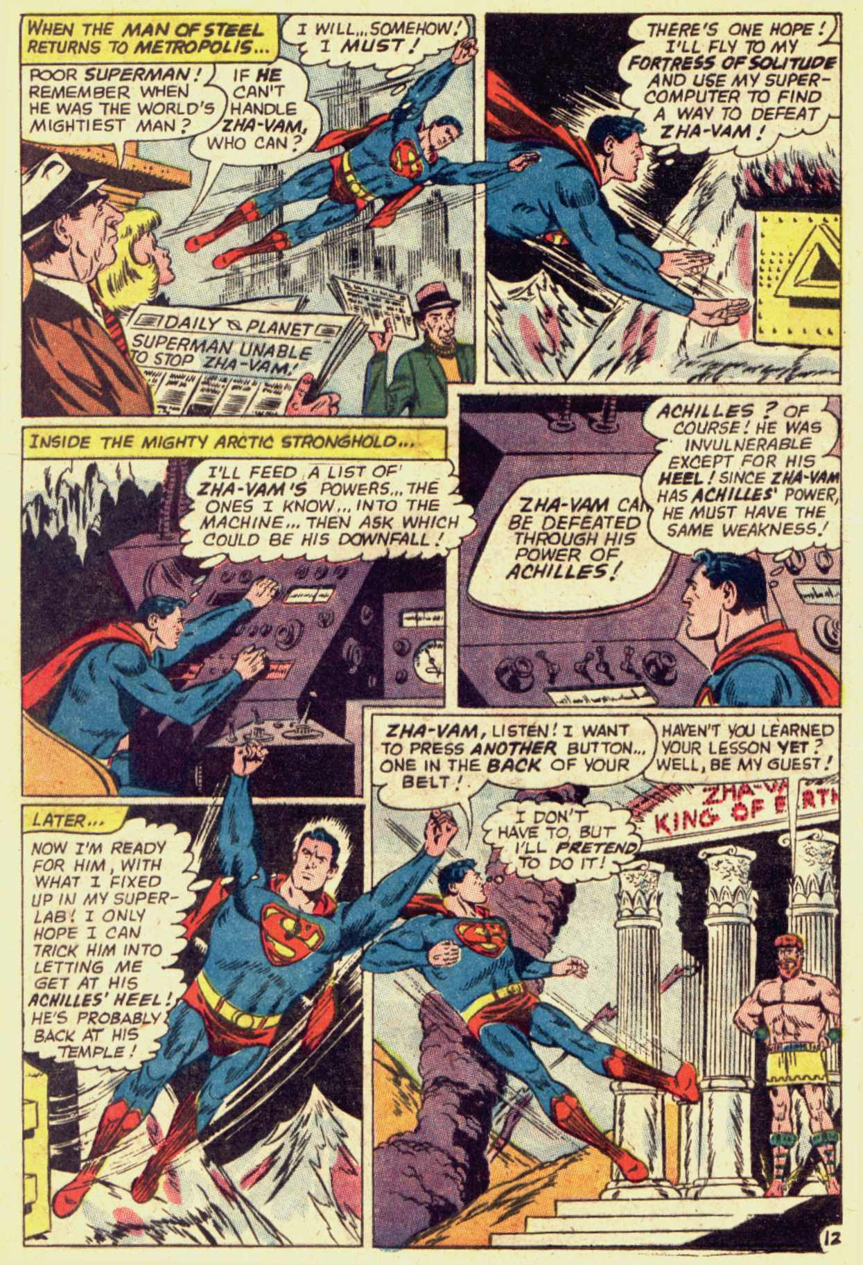 Action Comics (1938) 352 Page 12