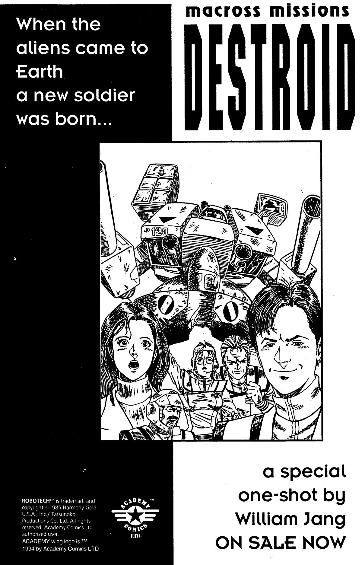 Robotech MechAngel issue 3 - Page 10