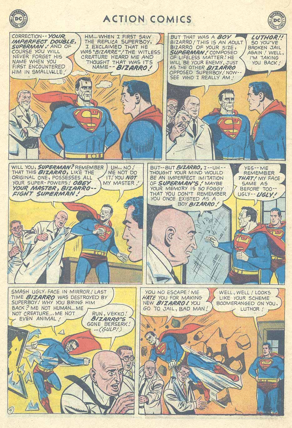 Action Comics (1938) 254 Page 5