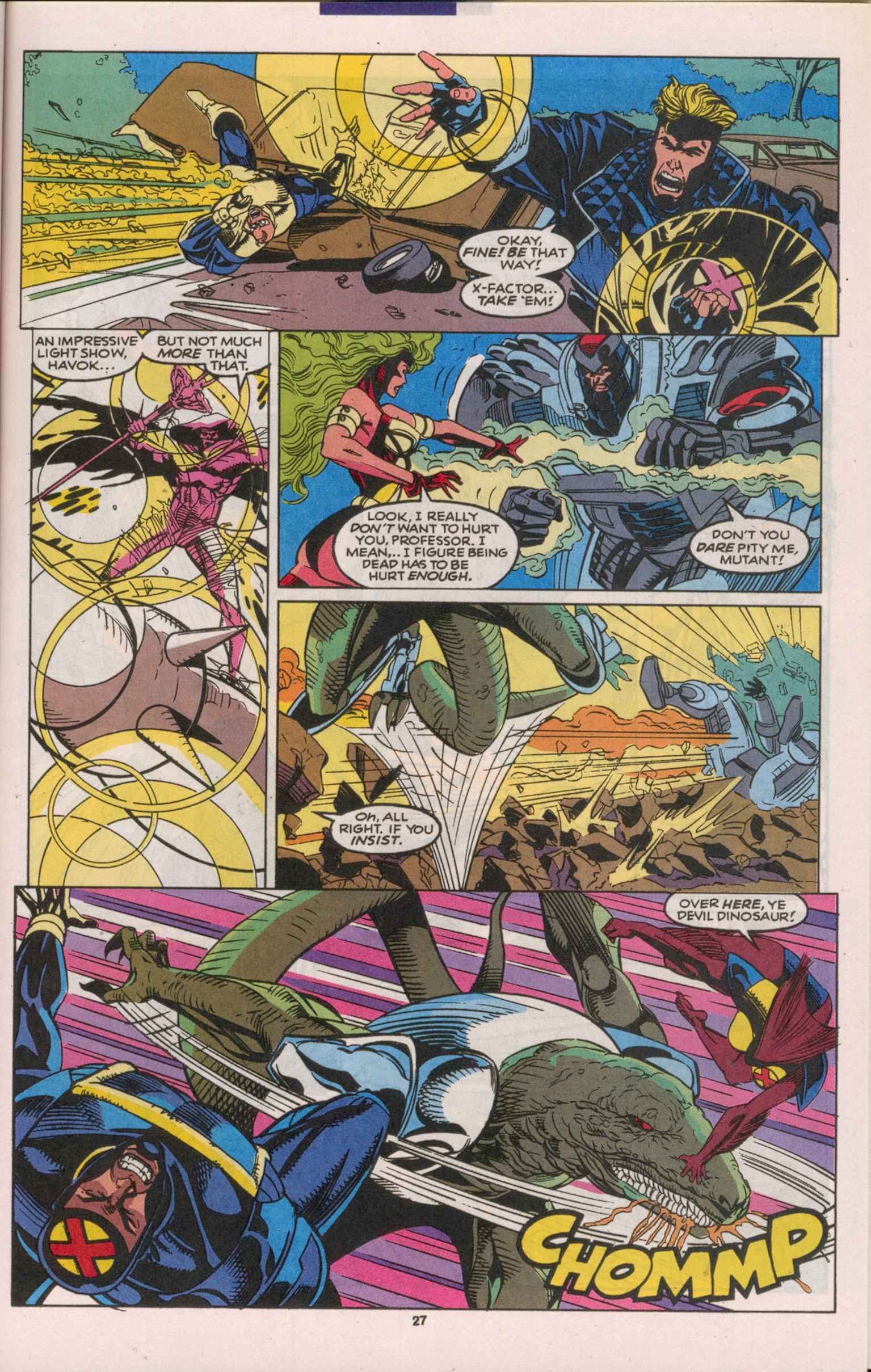 Read online X-Factor (1986) comic -  Issue # _ Annual 8 - 24