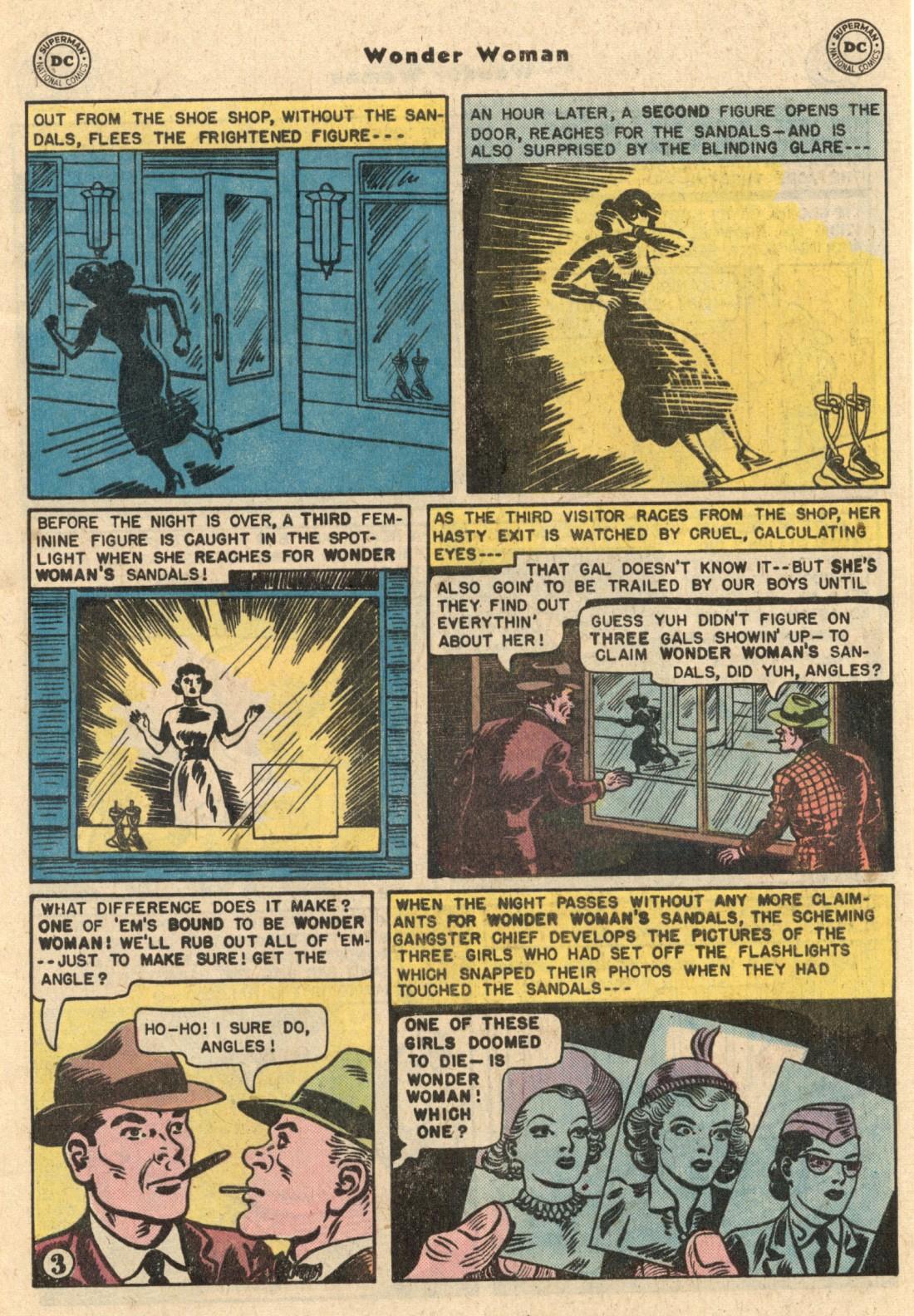 Read online Wonder Woman (1942) comic -  Issue #62 - 4