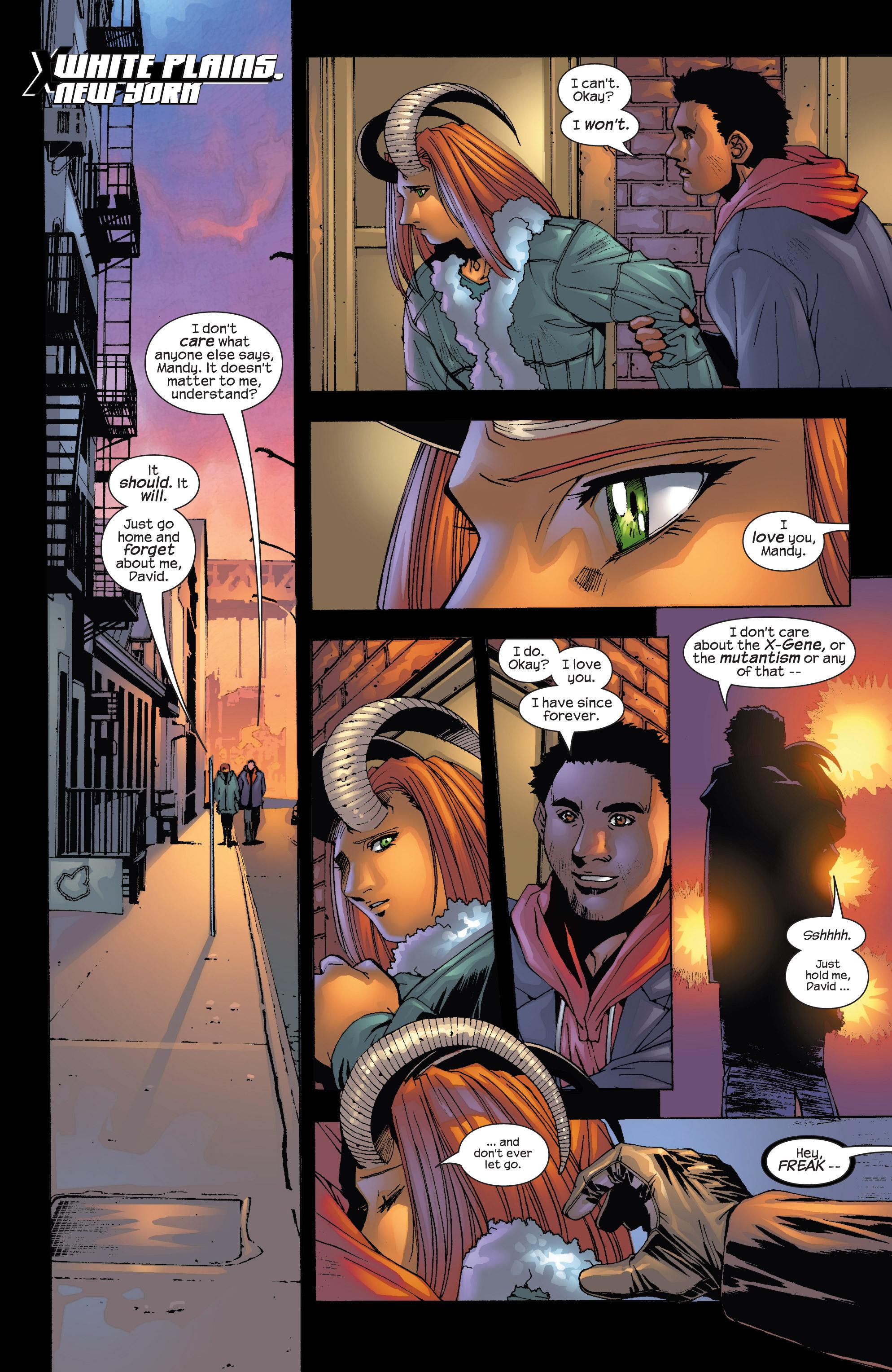 Read online Uncanny X-Men (1963) comic -  Issue #417 - 3