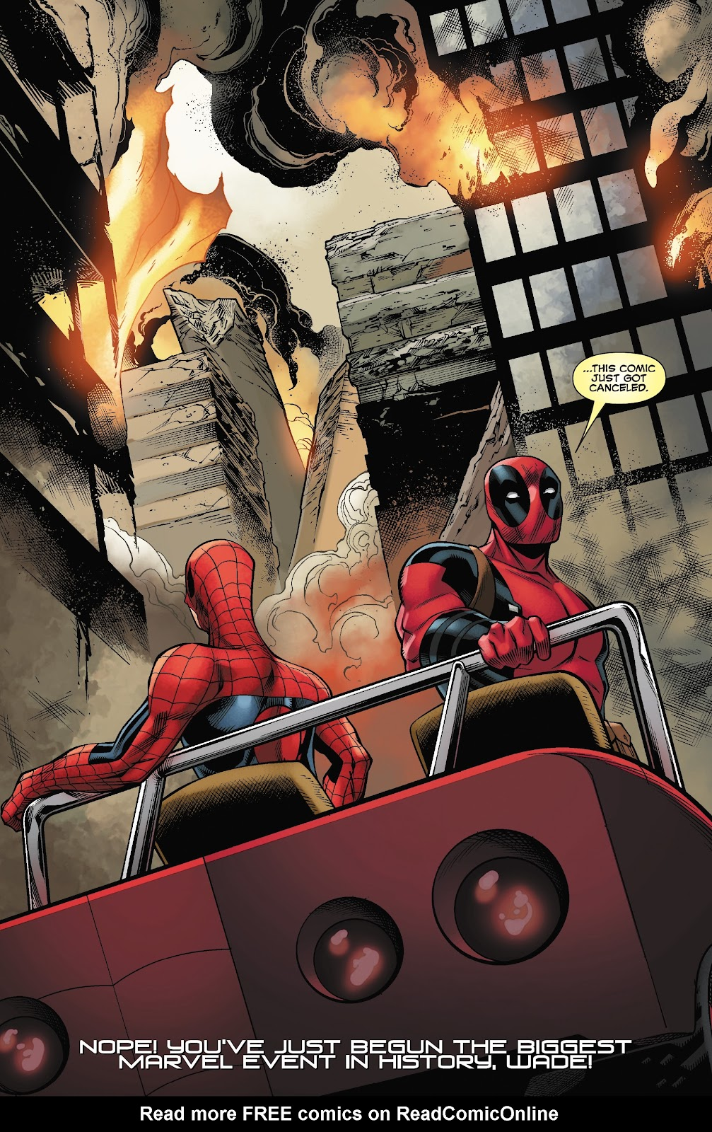 Read online Spider-Man/Deadpool comic -  Issue #45 - 22
