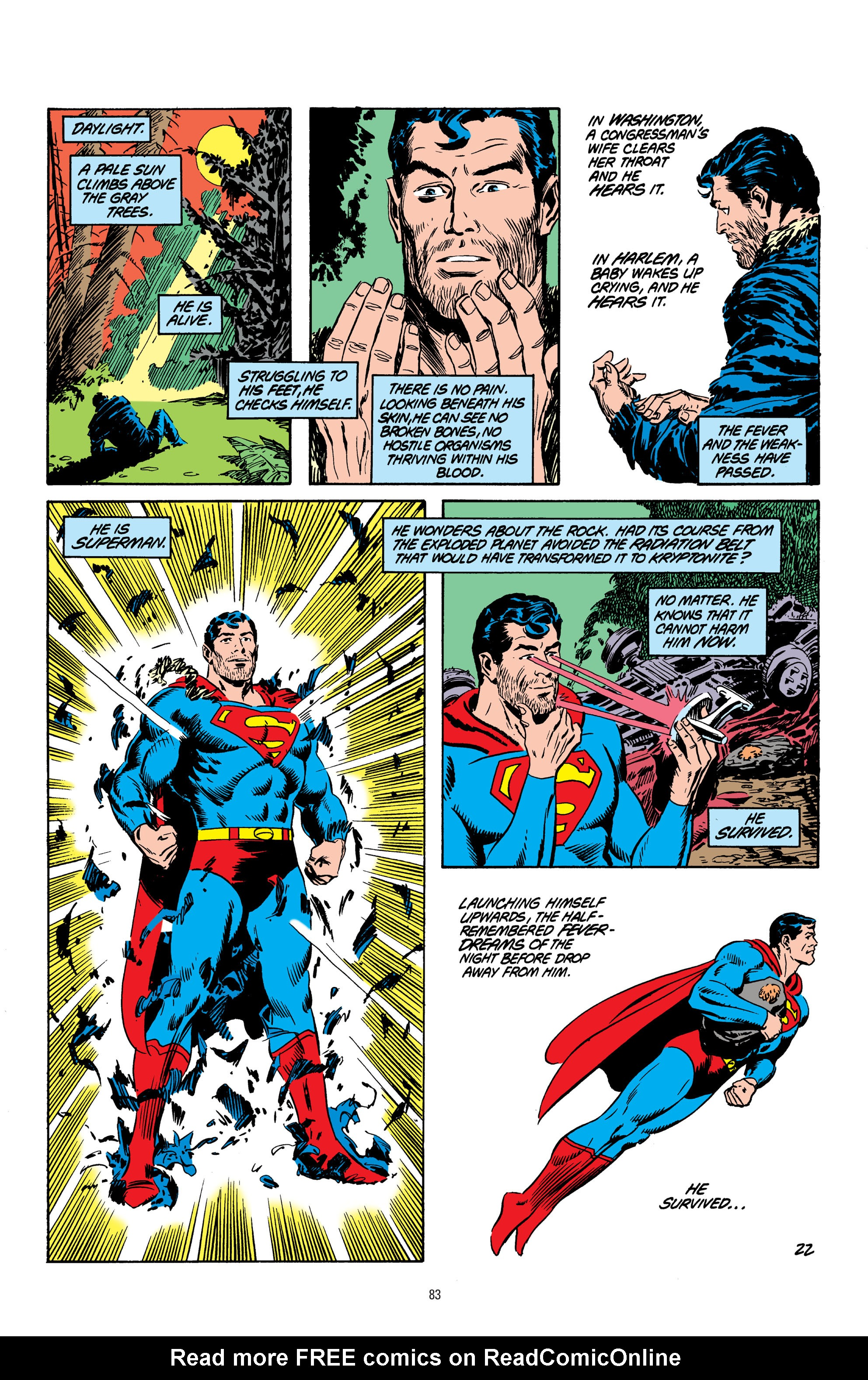 Read online Superman: Whatever Happened to the Man of Tomorrow? comic -  Issue # TPB - 82