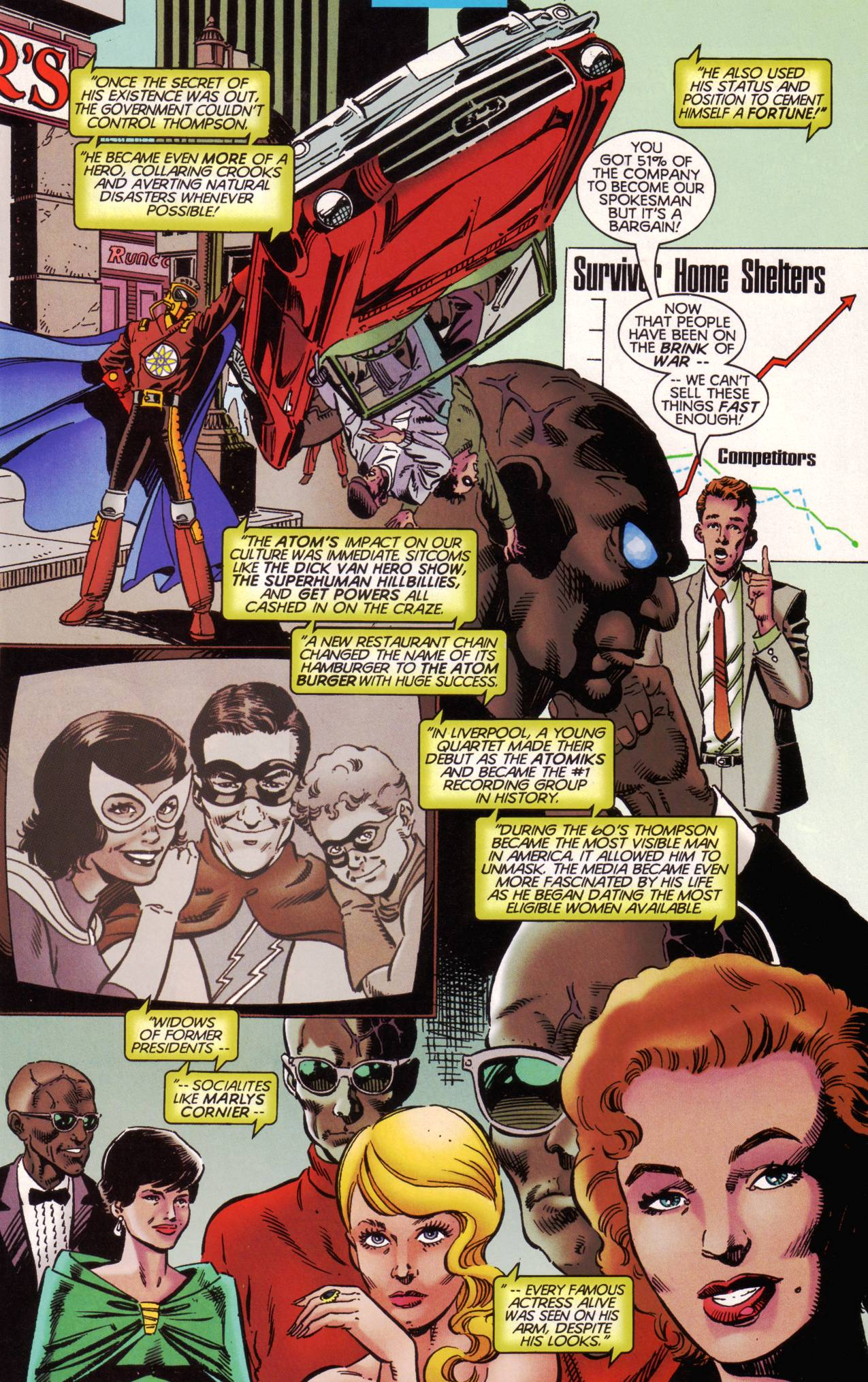 Read online Tangent Comics/ The Atom comic -  Issue # Full - 16