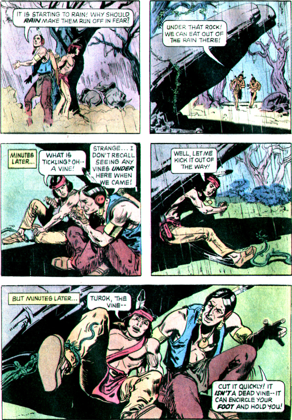 Read online Turok, Son of Stone comic -  Issue #122 - 9