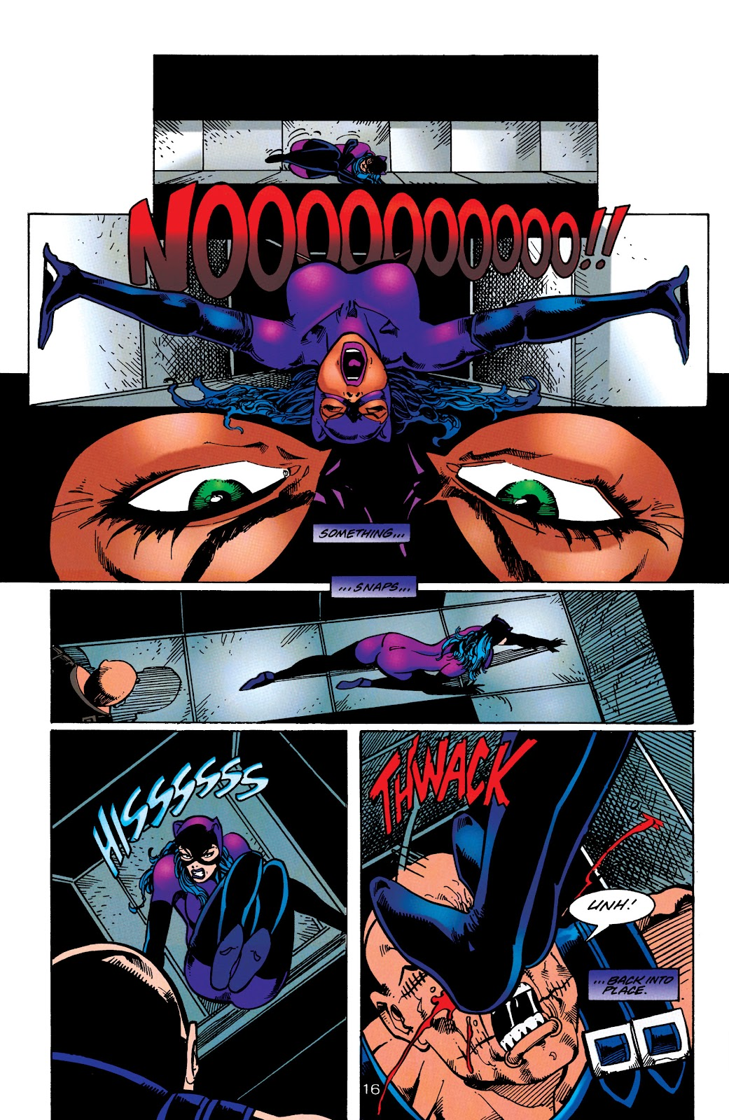 Catwoman (1993) Issue #59 #64 - English 17
