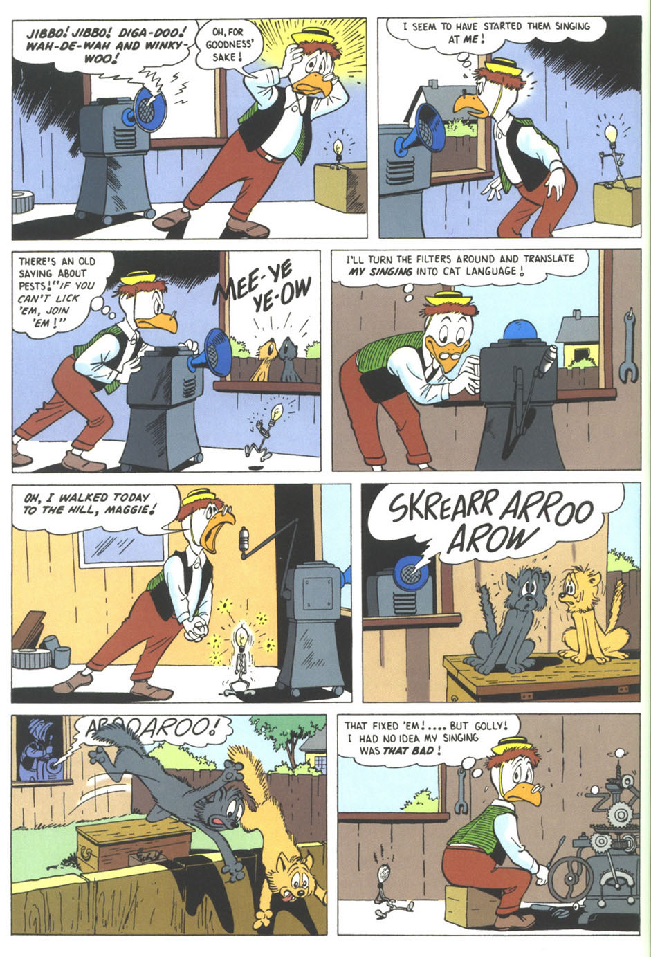 Walt Disney's Comics and Stories issue 611 - Page 56