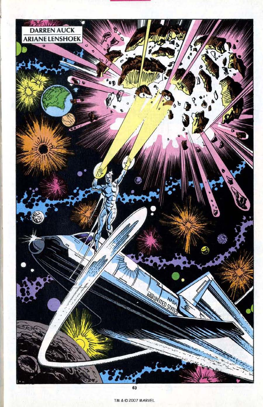 Read online Silver Surfer (1987) comic -  Issue # _Annual 6 - 65