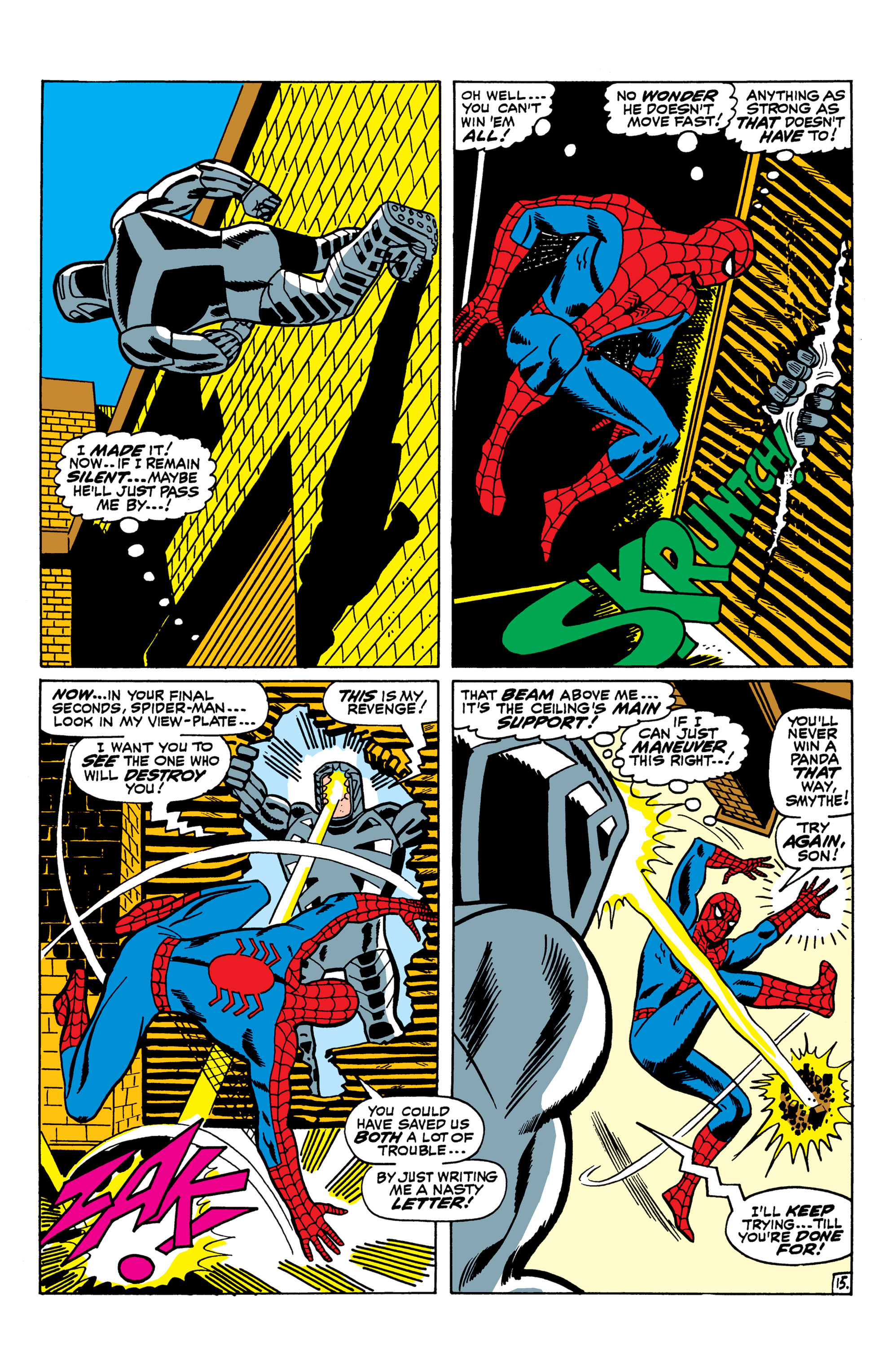 The Amazing Spider-Man (1963) 58 Page 15