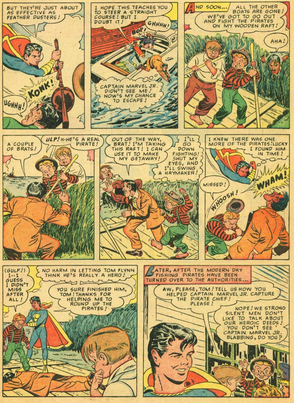 Captain Marvel, Jr. issue 82 - Page 31