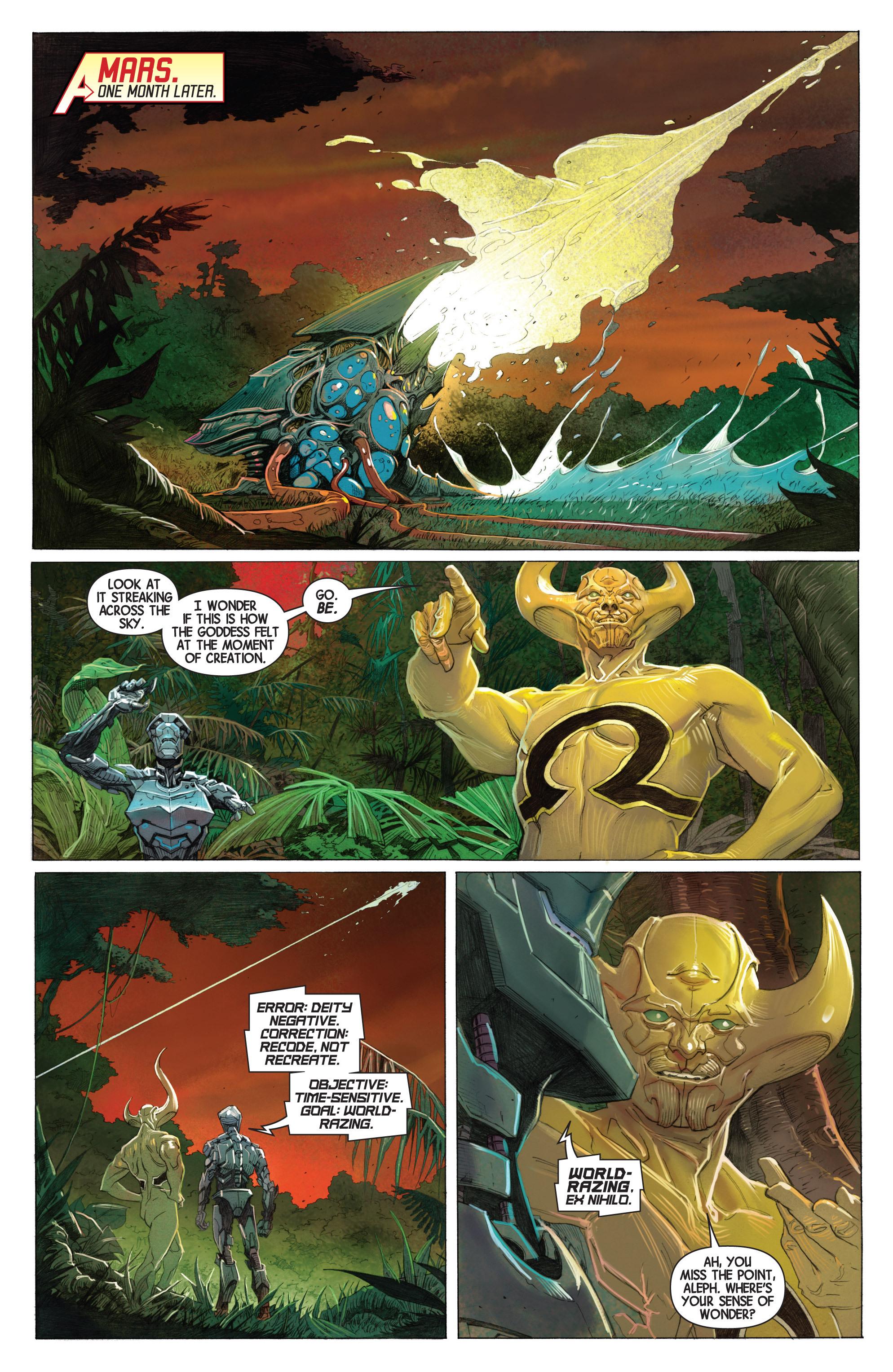 Read online Avengers (2013) comic -  Issue #Avengers (2013) _TPB 1 - 12