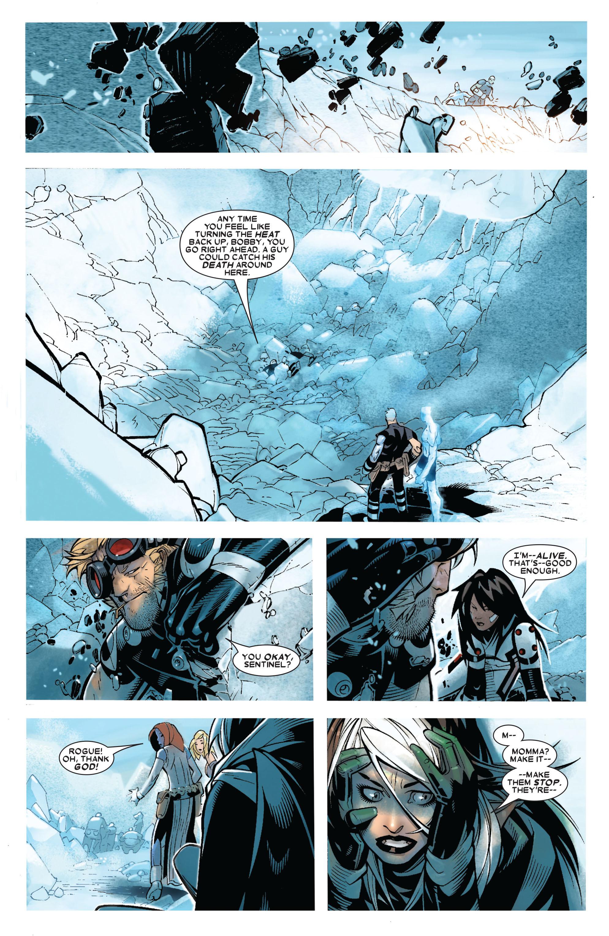 X-Men (1991) 199 Page 20