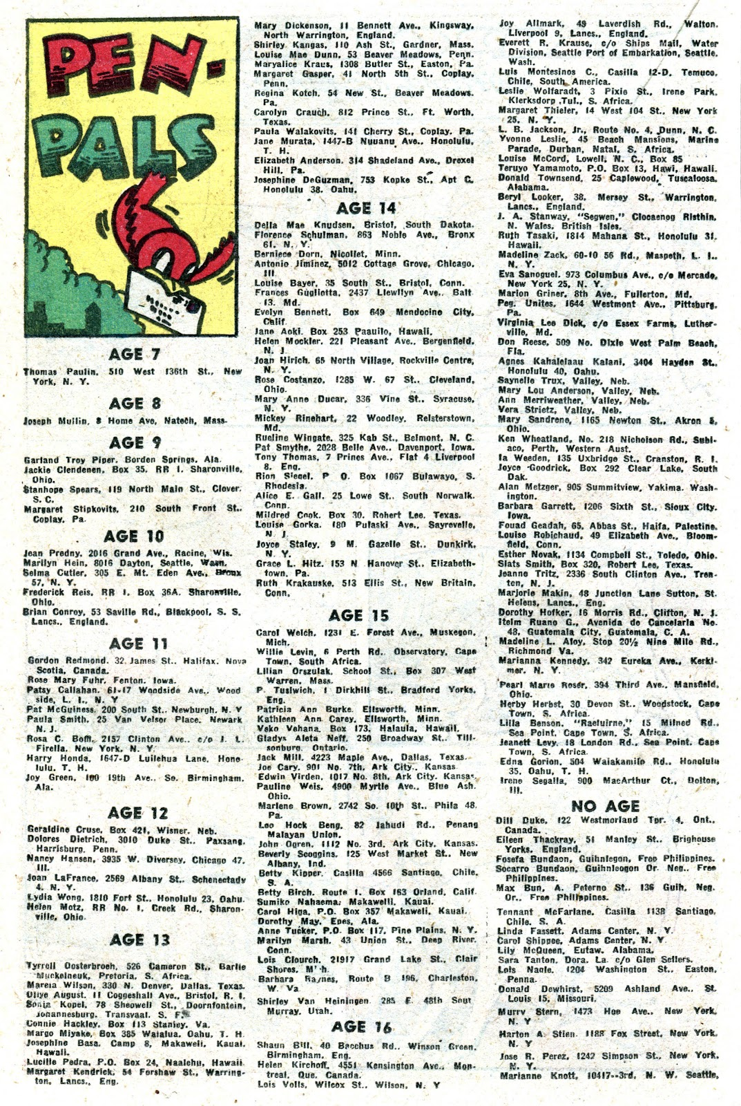 Read online Famous Funnies comic -  Issue #157 - 24