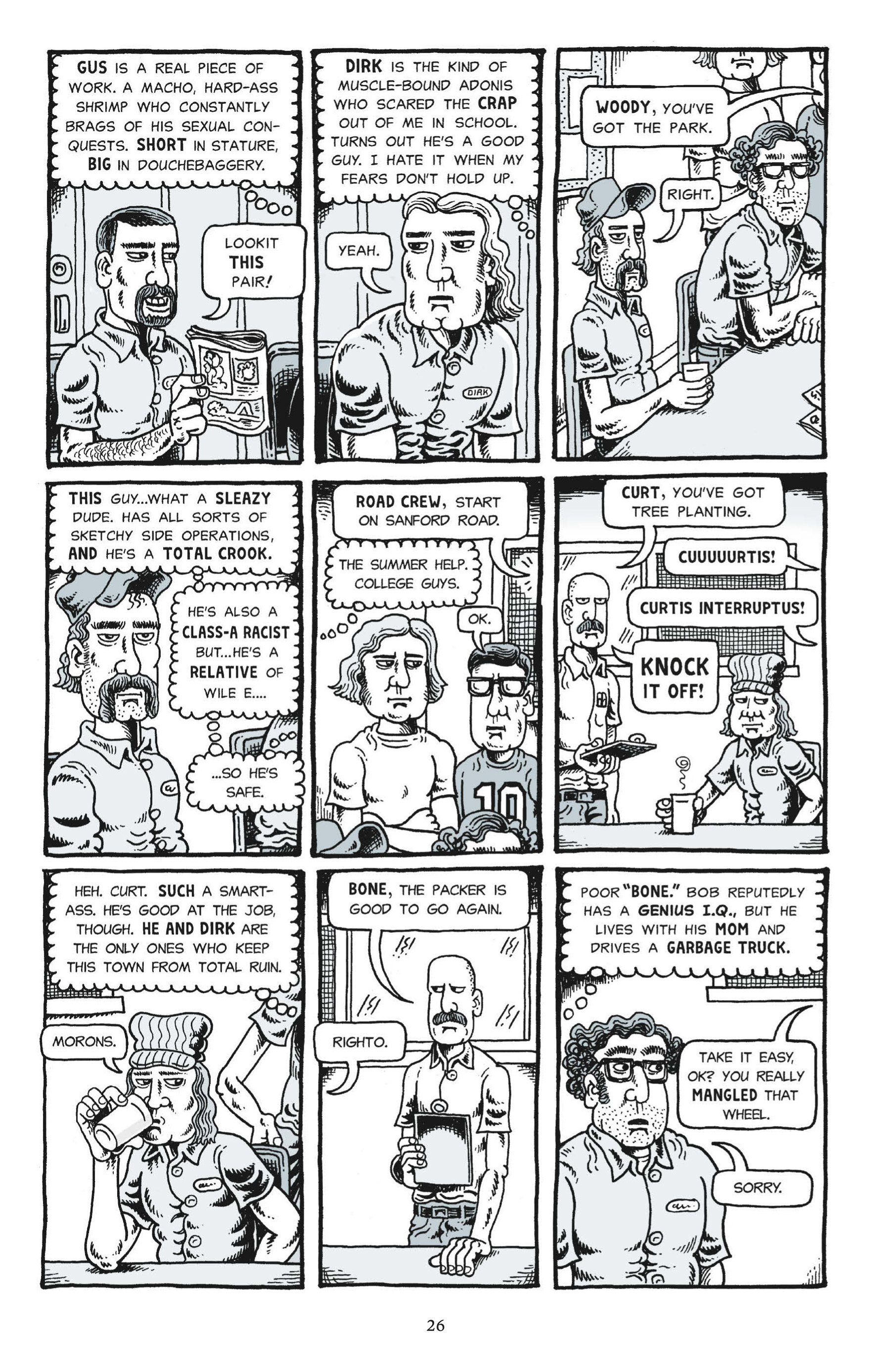 Read online Trashed comic -  Issue # Full - 27