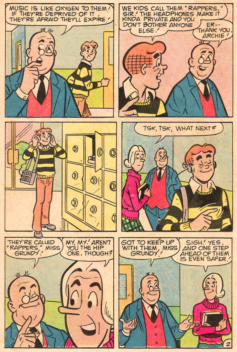 Read online Archie's Girls Betty and Veronica comic -  Issue #314 - 14
