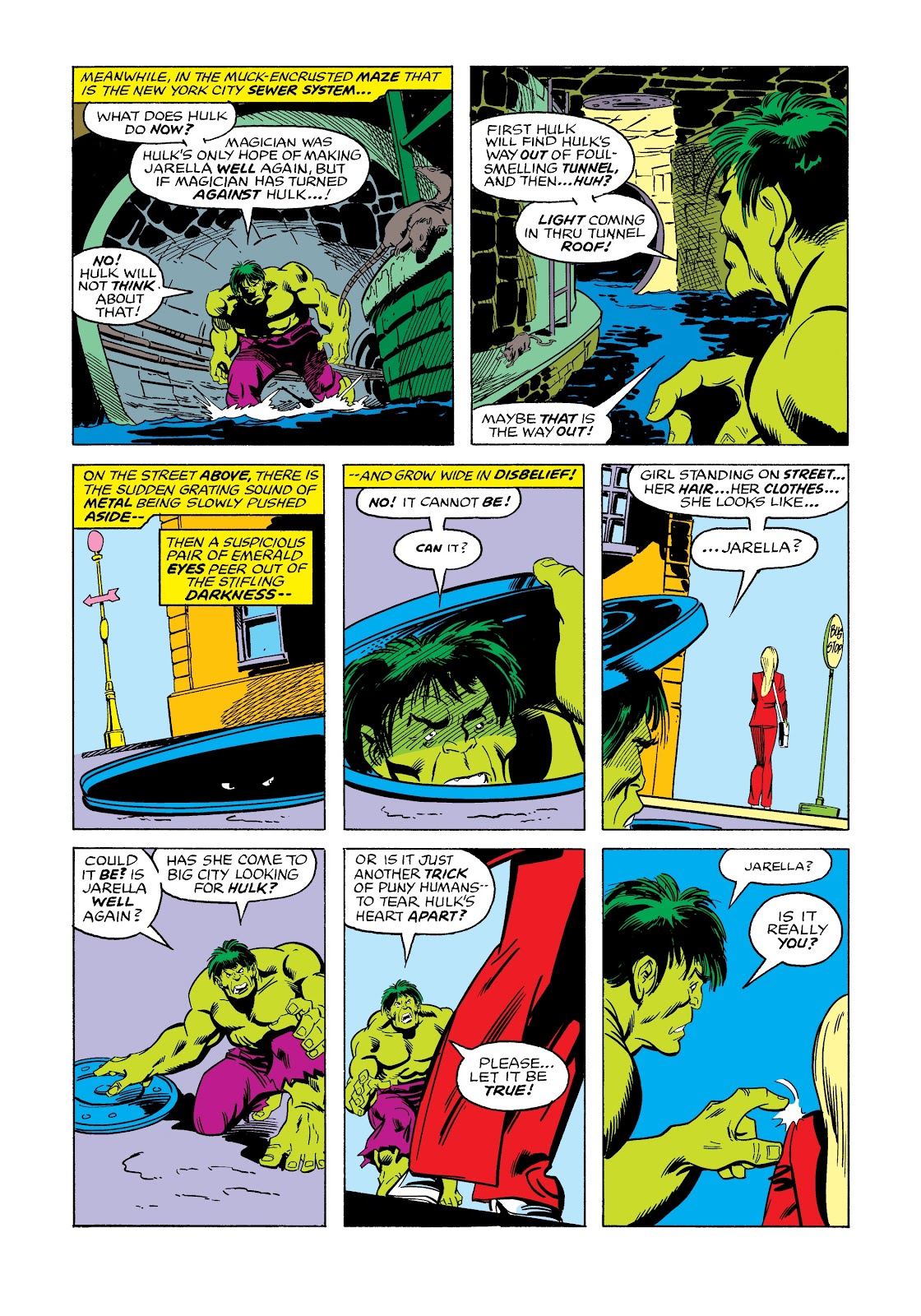Read online Marvel Masterworks: The Incredible Hulk comic -  Issue # TPB 12 (Part 3) - 34