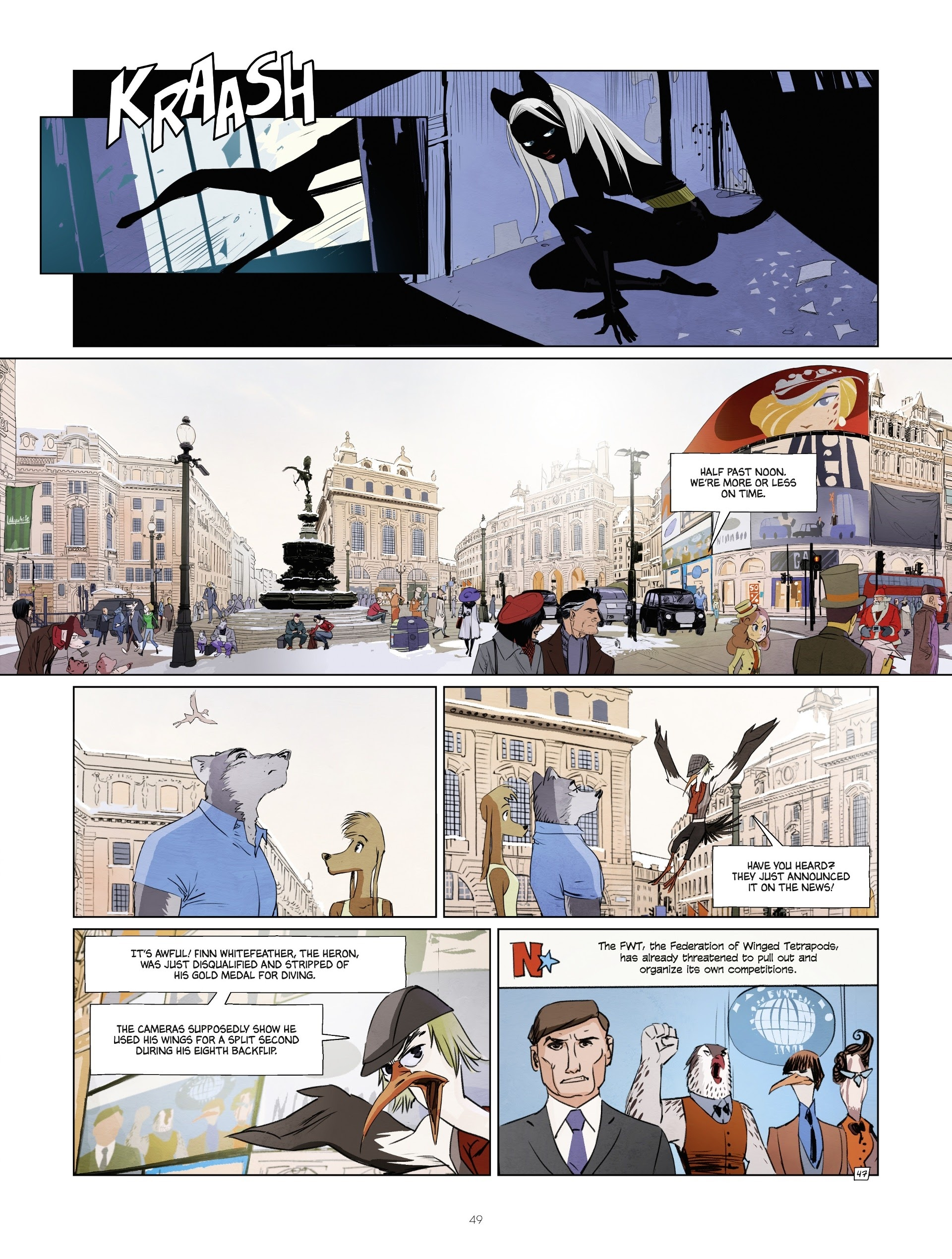 Read online Jack Wolfgang comic -  Issue #3 - 51