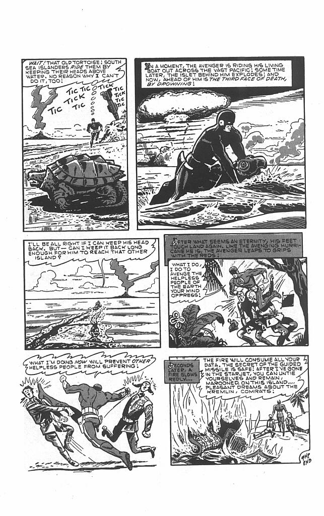 Read online Golden-Age Men of Mystery comic -  Issue #13 - 9