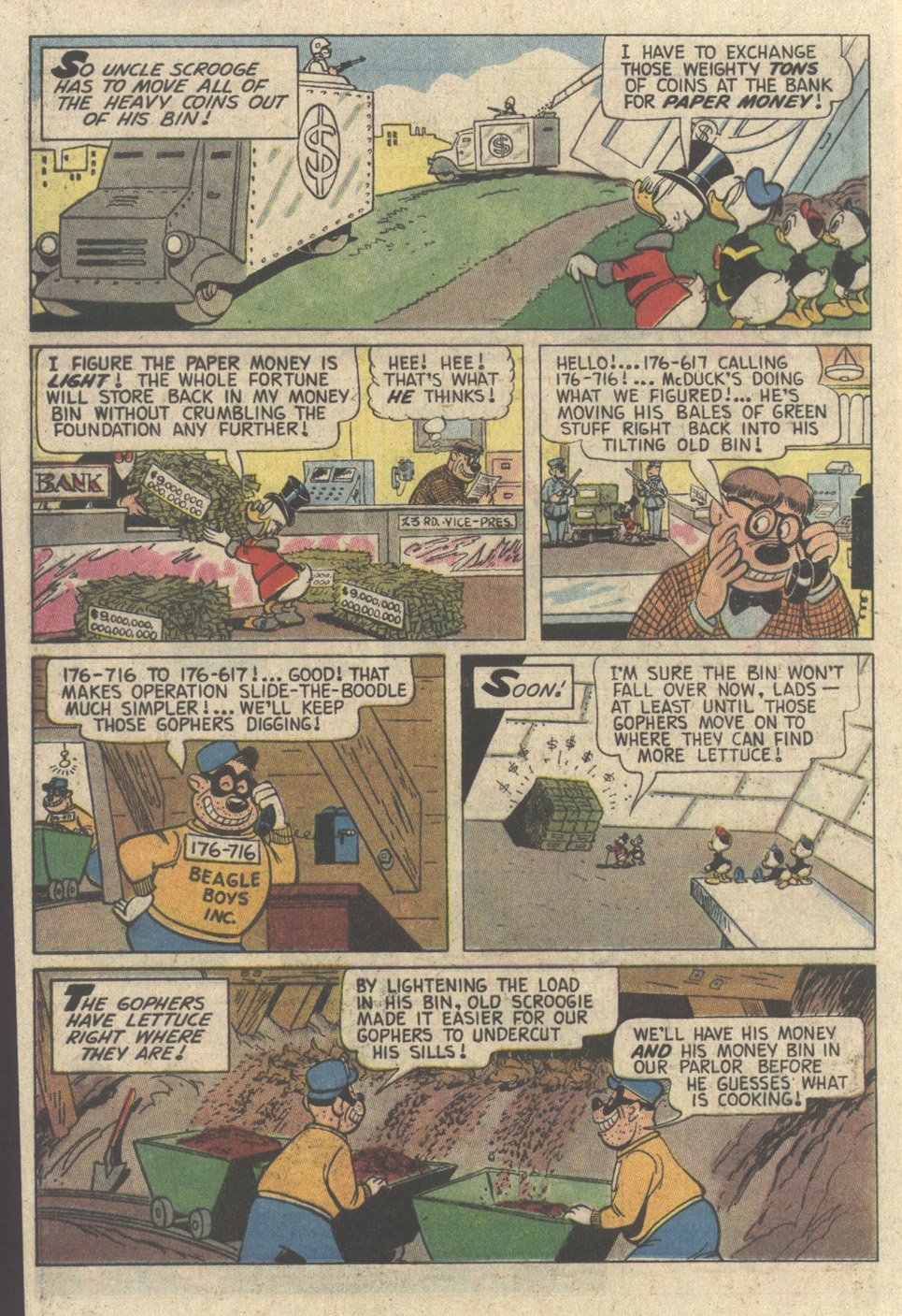 Read online Uncle Scrooge (1953) comic -  Issue #241 - 52