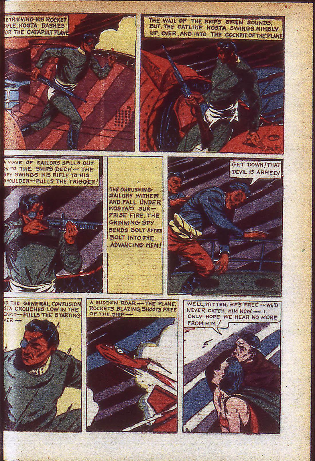 Read online Adventure Comics (1938) comic -  Issue #59 - 22