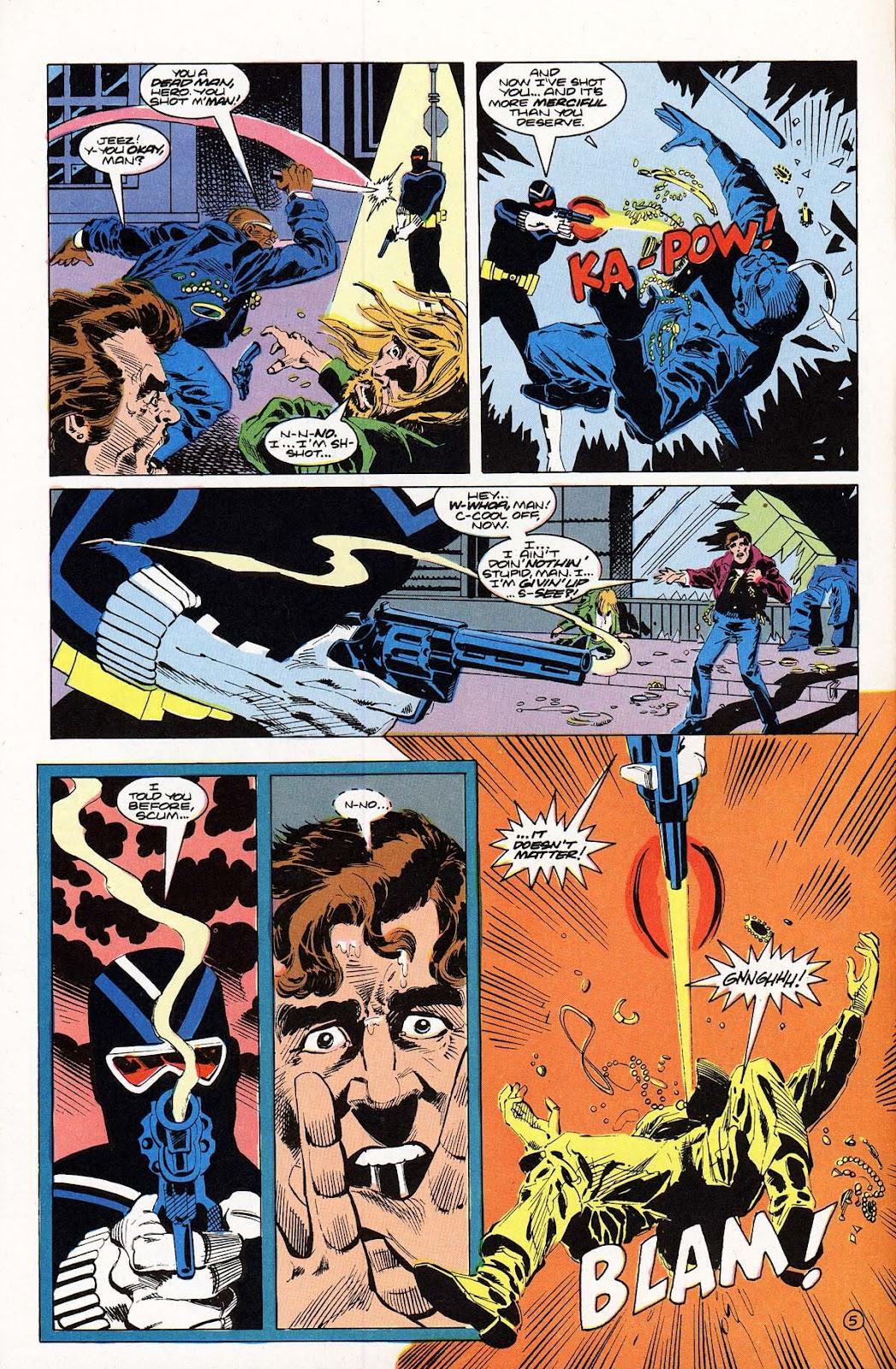 Vigilante (1983) issue 22 - Page 6