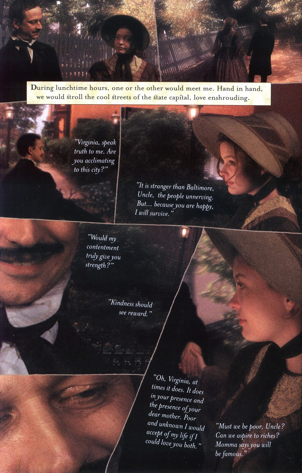 Read online In the Shadow of Edgar Allan Poe comic -  Issue # TPB - 36