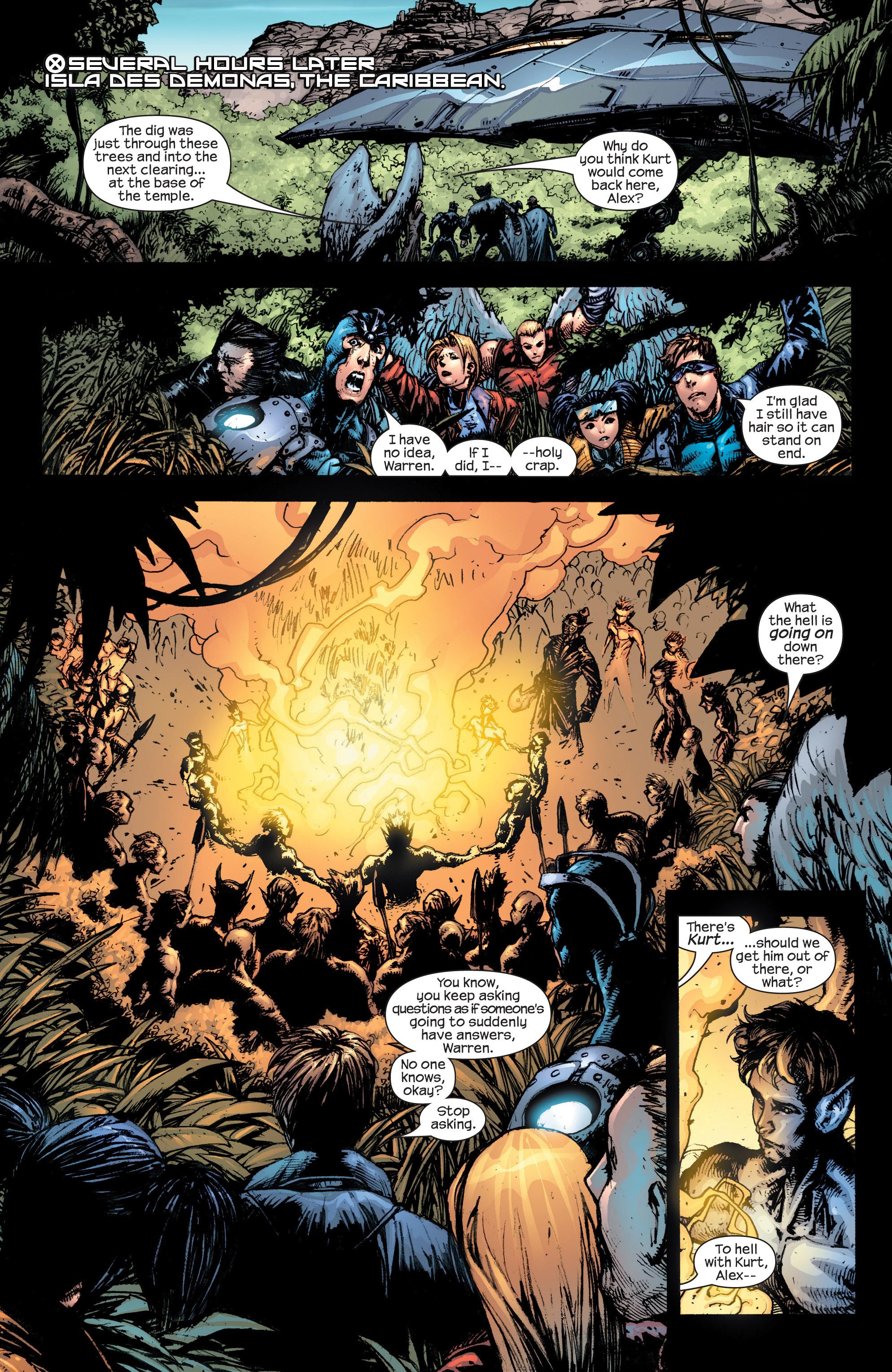 Read online Uncanny X-Men (1963) comic -  Issue #429 - 24