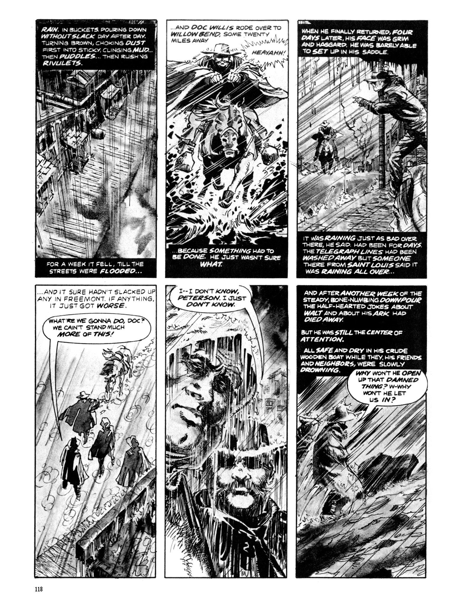 Read online Eerie Archives comic -  Issue # TPB 20 - 118