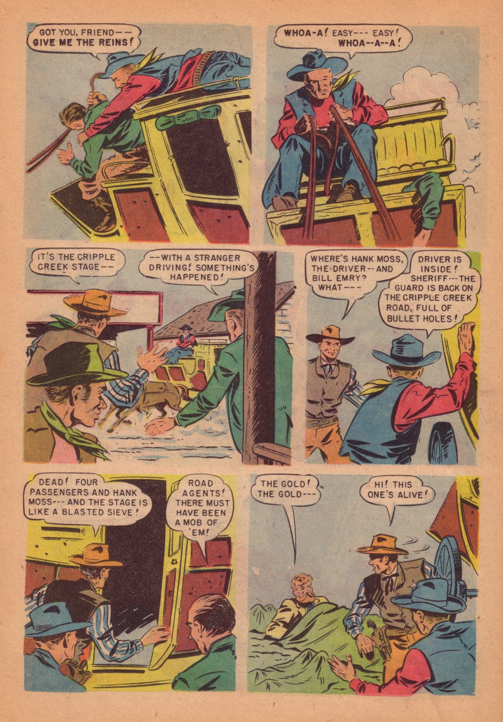 Four Color Comics issue 301 - Page 26