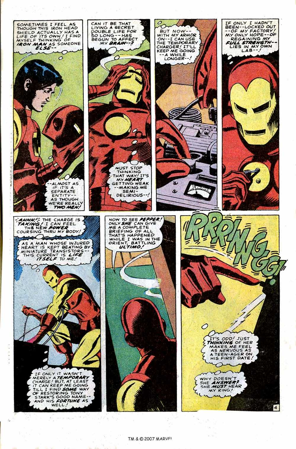 Iron Man Annual issue 1 - Page 25